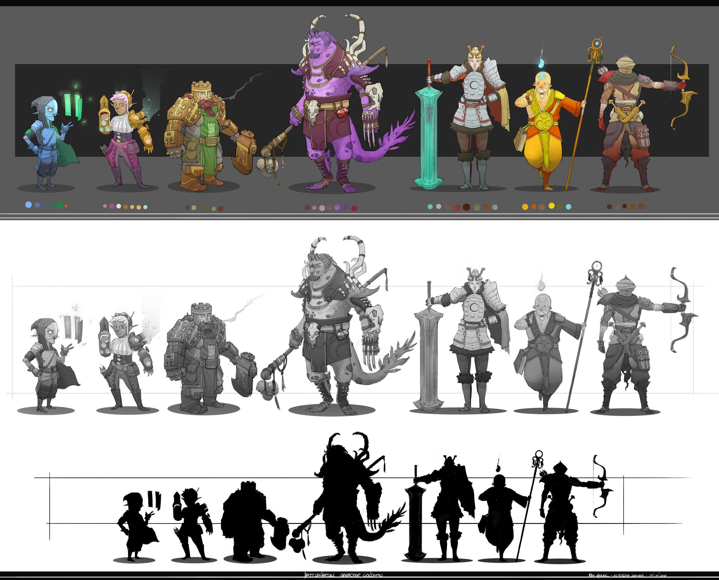 Battlenaries_Color_Exploration_Values_Silhouettes.jpg