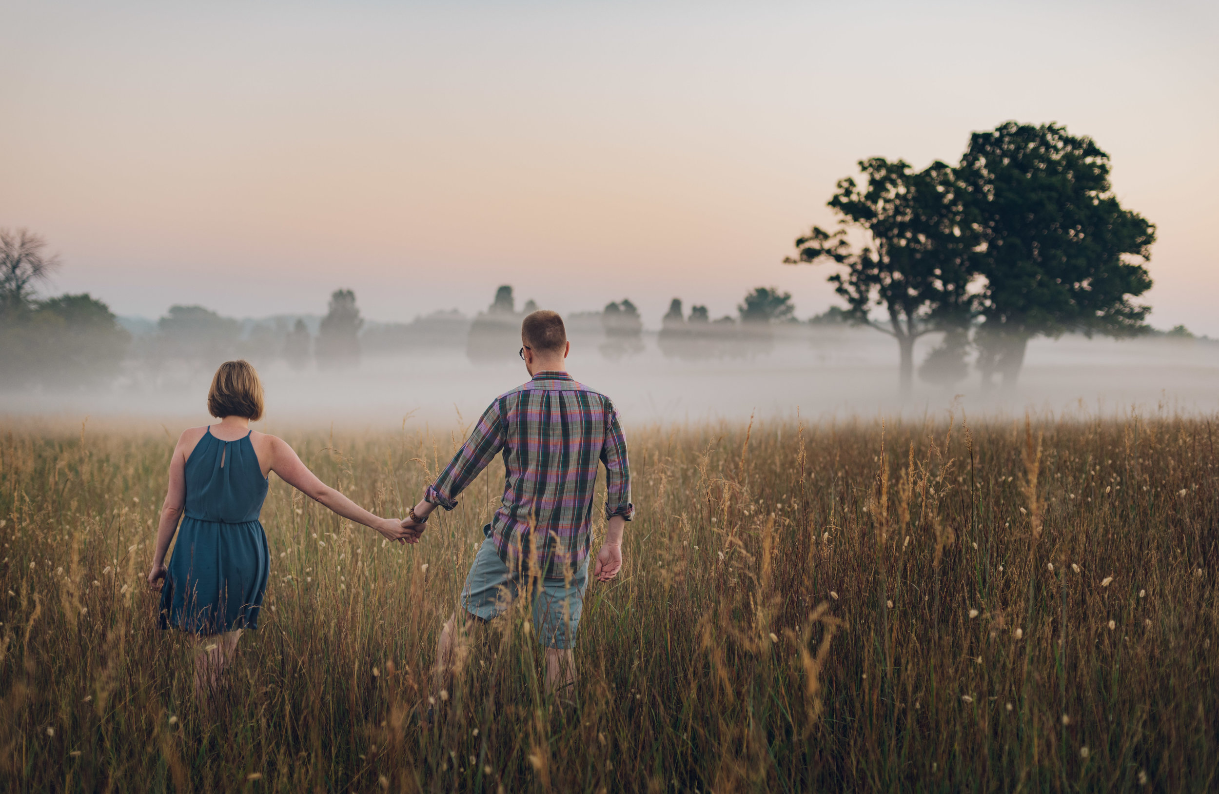 Manassas Battlefield engagement photos