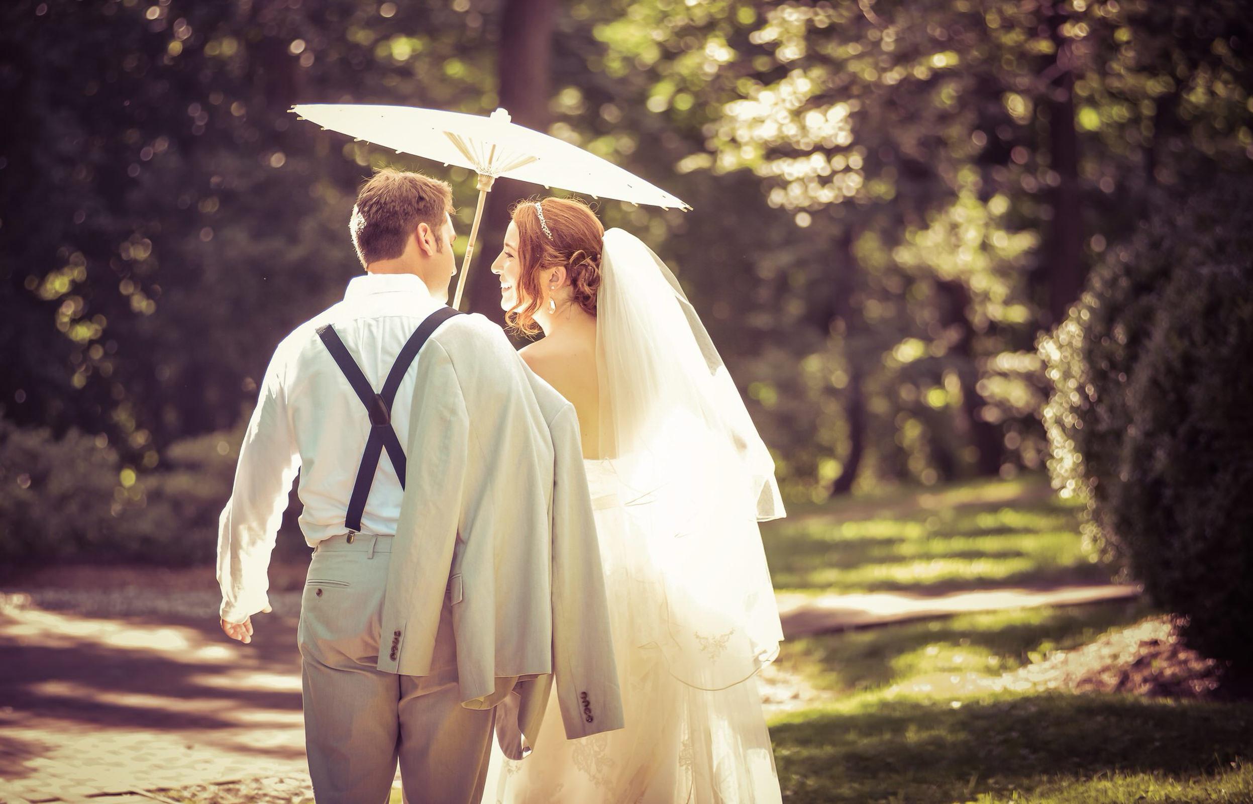Beautiful Virginia Vintage Wedding - Alexandria