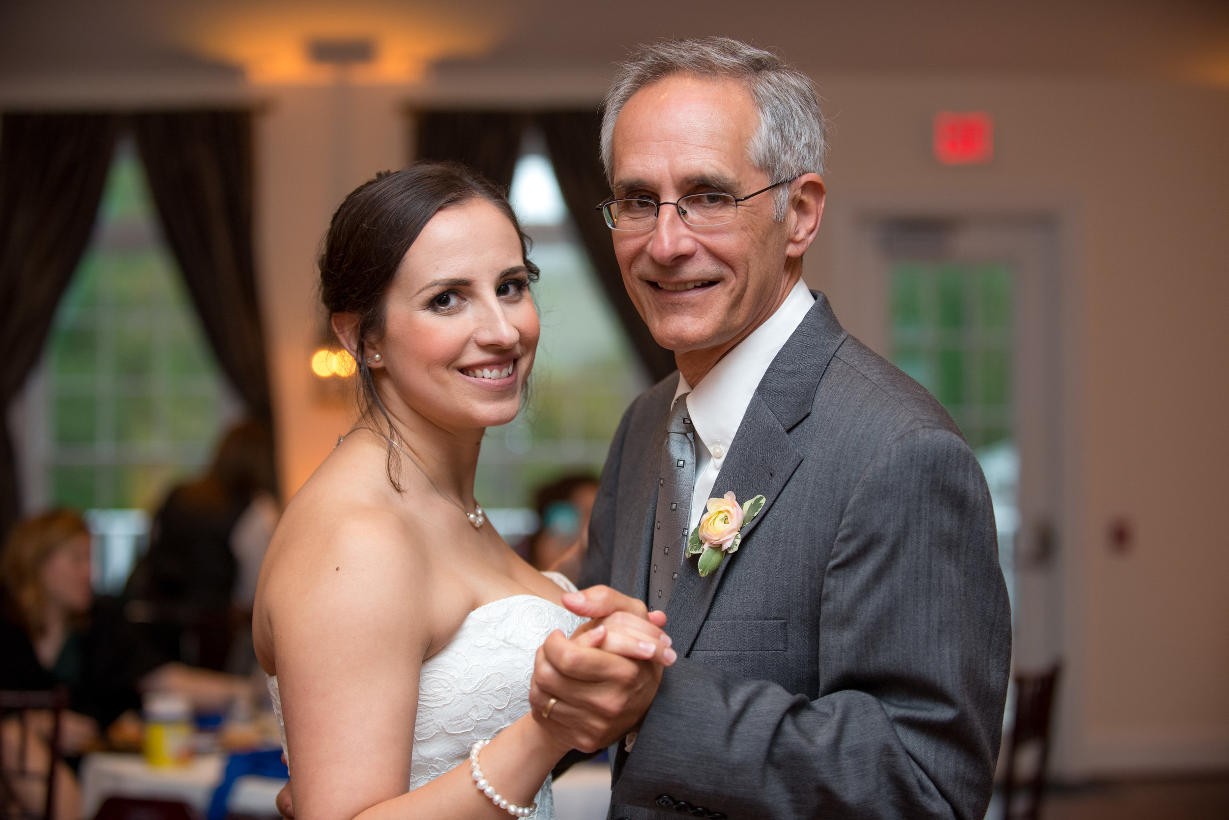 Father Daughter dance in Virginia