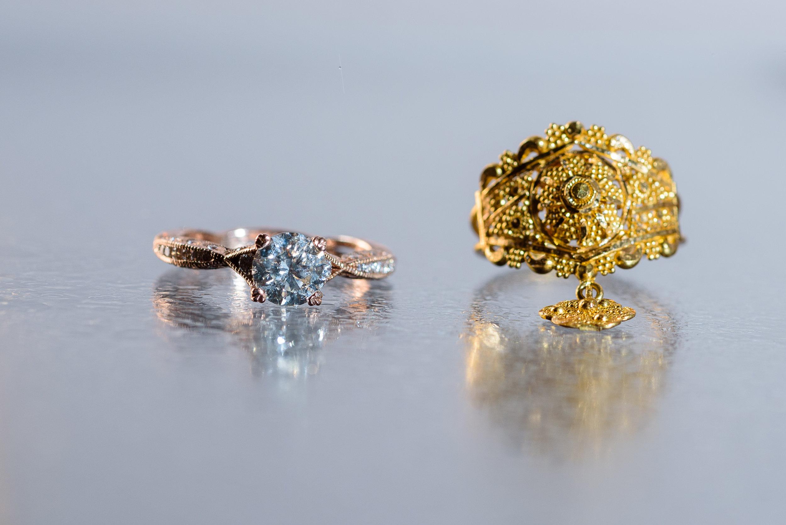 Strong Mansion Wedding - Ring photos