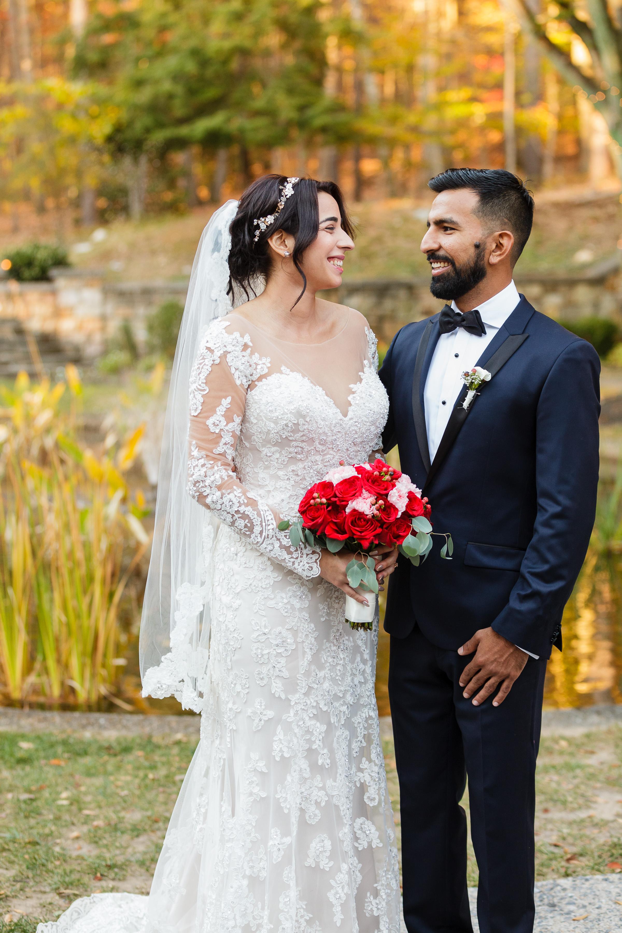 Strong Mansion Wedding photos