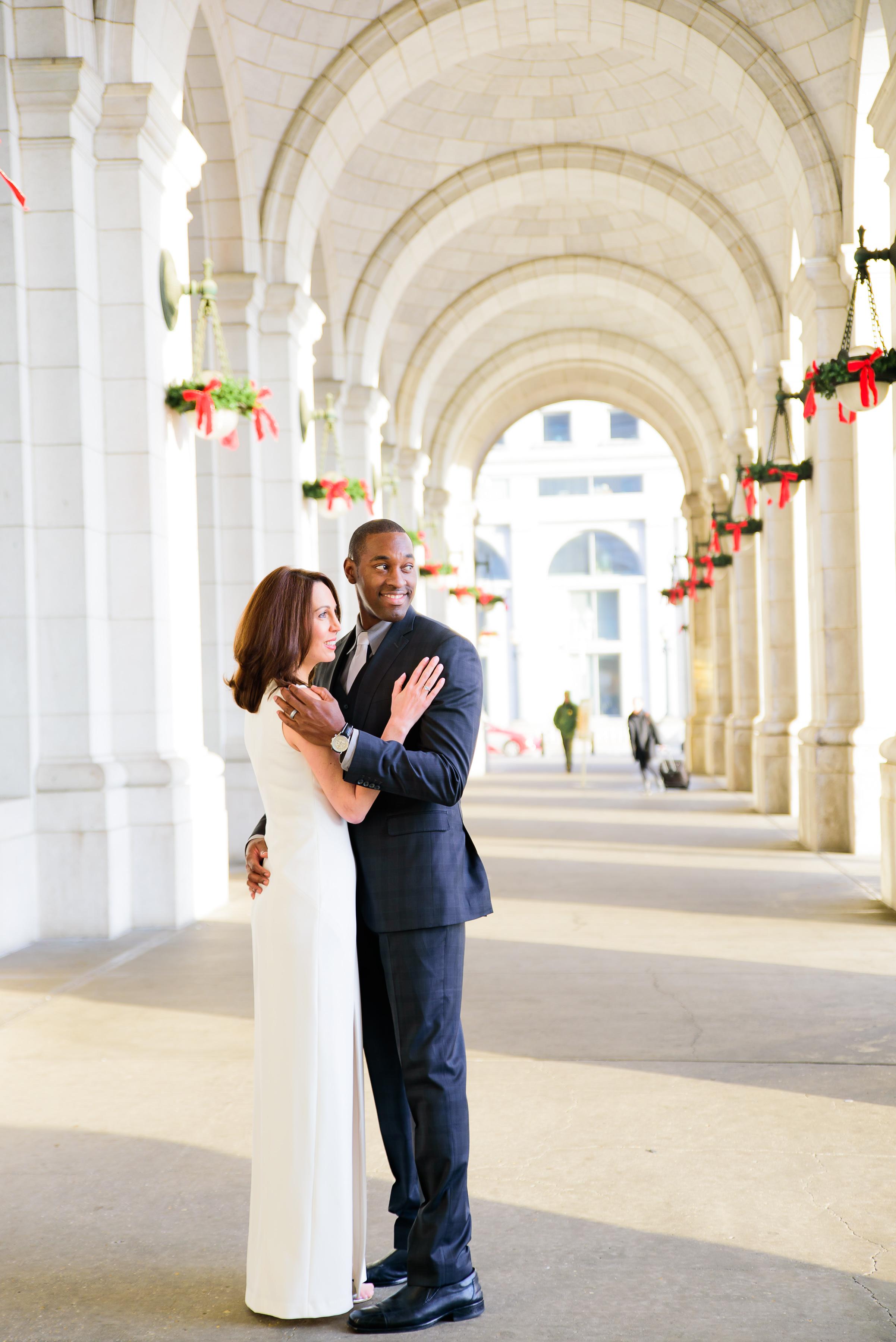 Union Station wedding DC