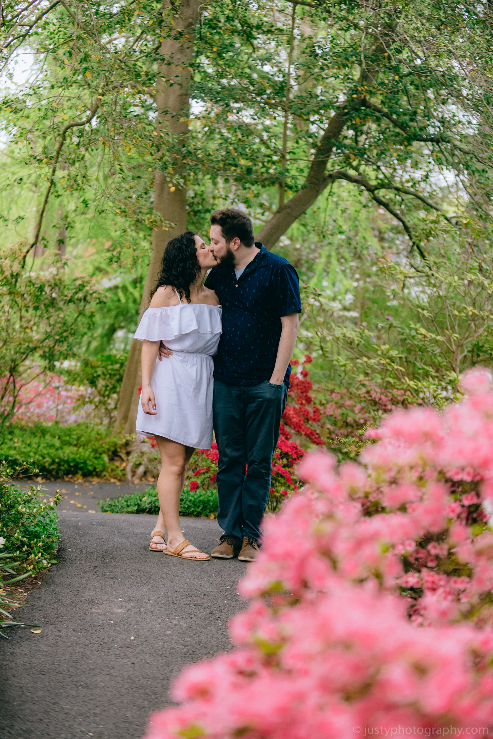 Hillwood Estate Engagement Photos-6156.jpg