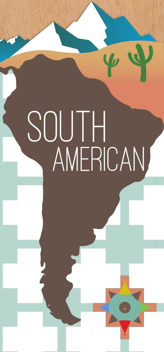 SOUTH AMERICAN TRENDS