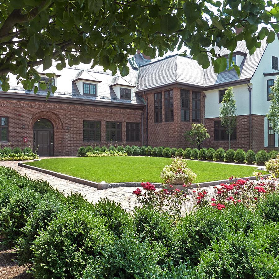 Shaw Hall - Mount Ida College