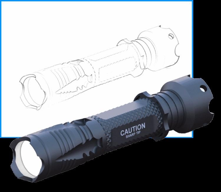 The  Arrowhead Defense Light