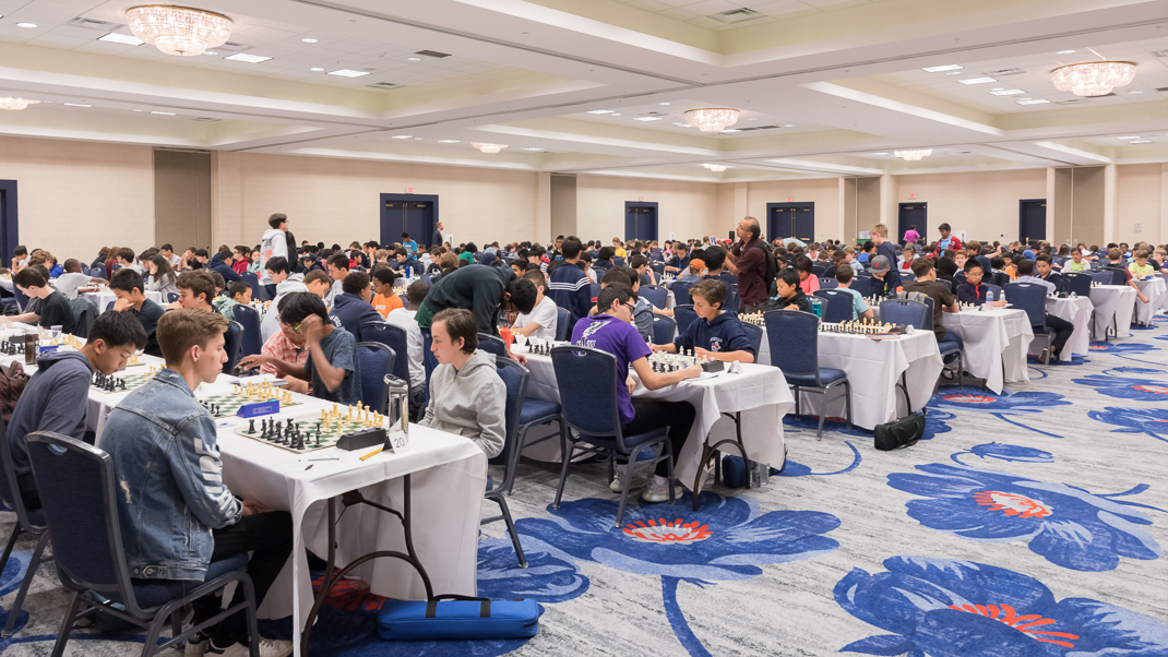 The high school section of the 2019 Florida State Scholastic Championship