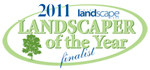 Landscaper of the year finalist