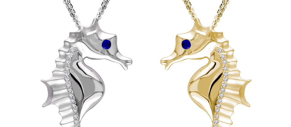 Seahorses by the Bay Collection
