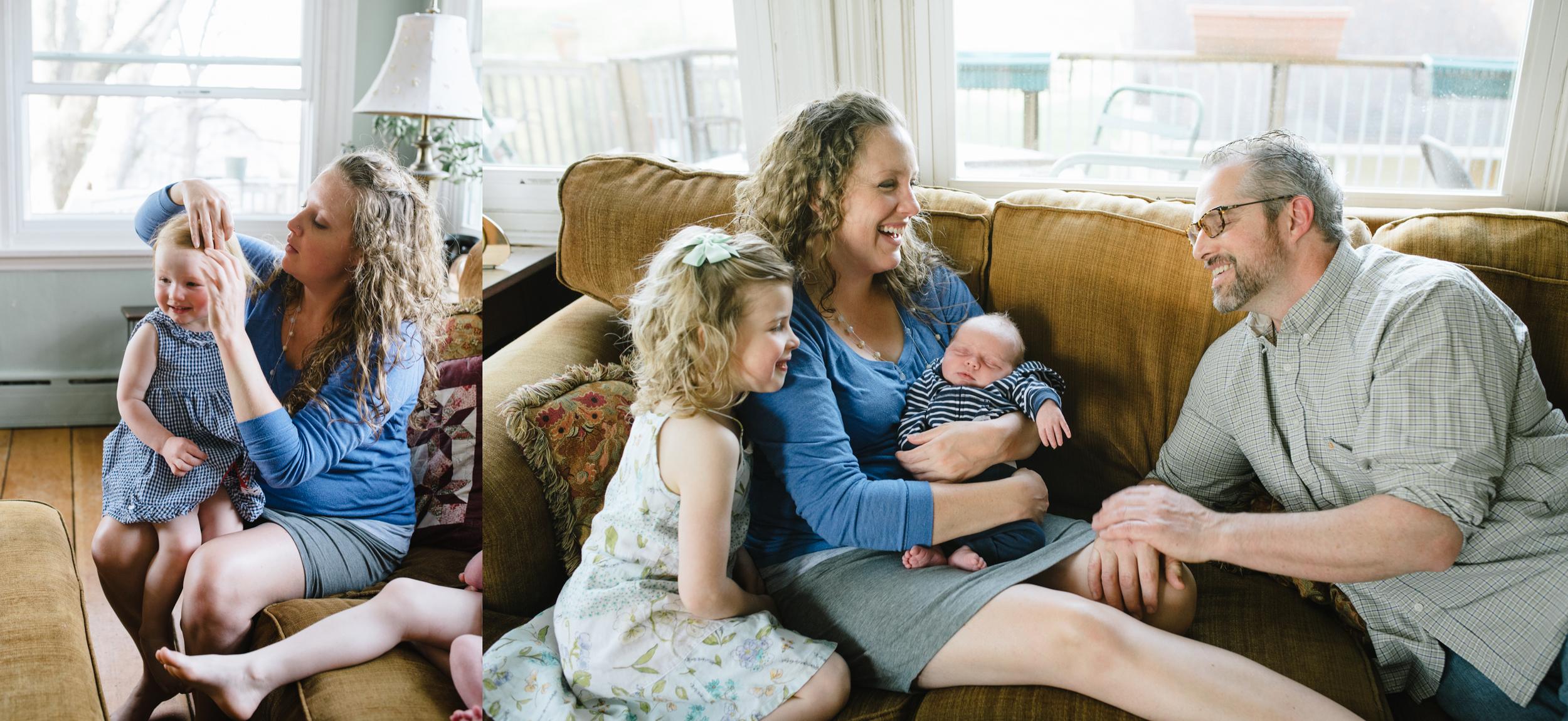 Ligonier family photographer in home session, mariah fisher.jpg