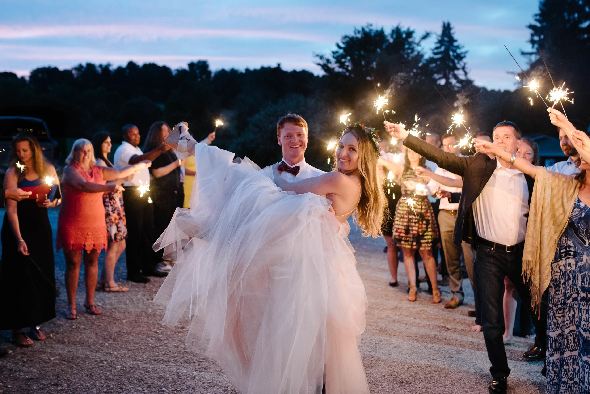 lingrow farm wedding sparklers mariah fisher.jpg