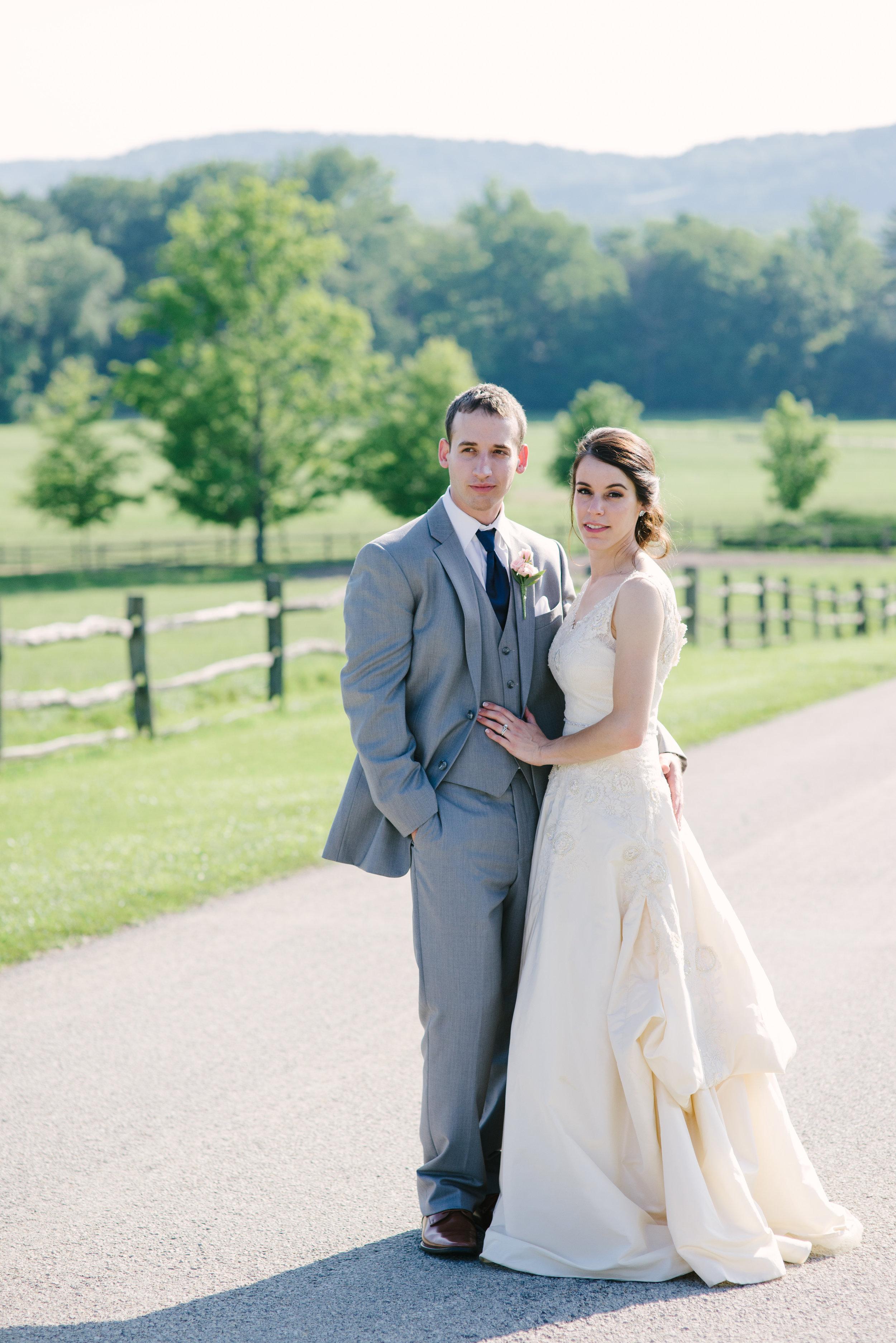 Laurel Highlands Wedding Photography