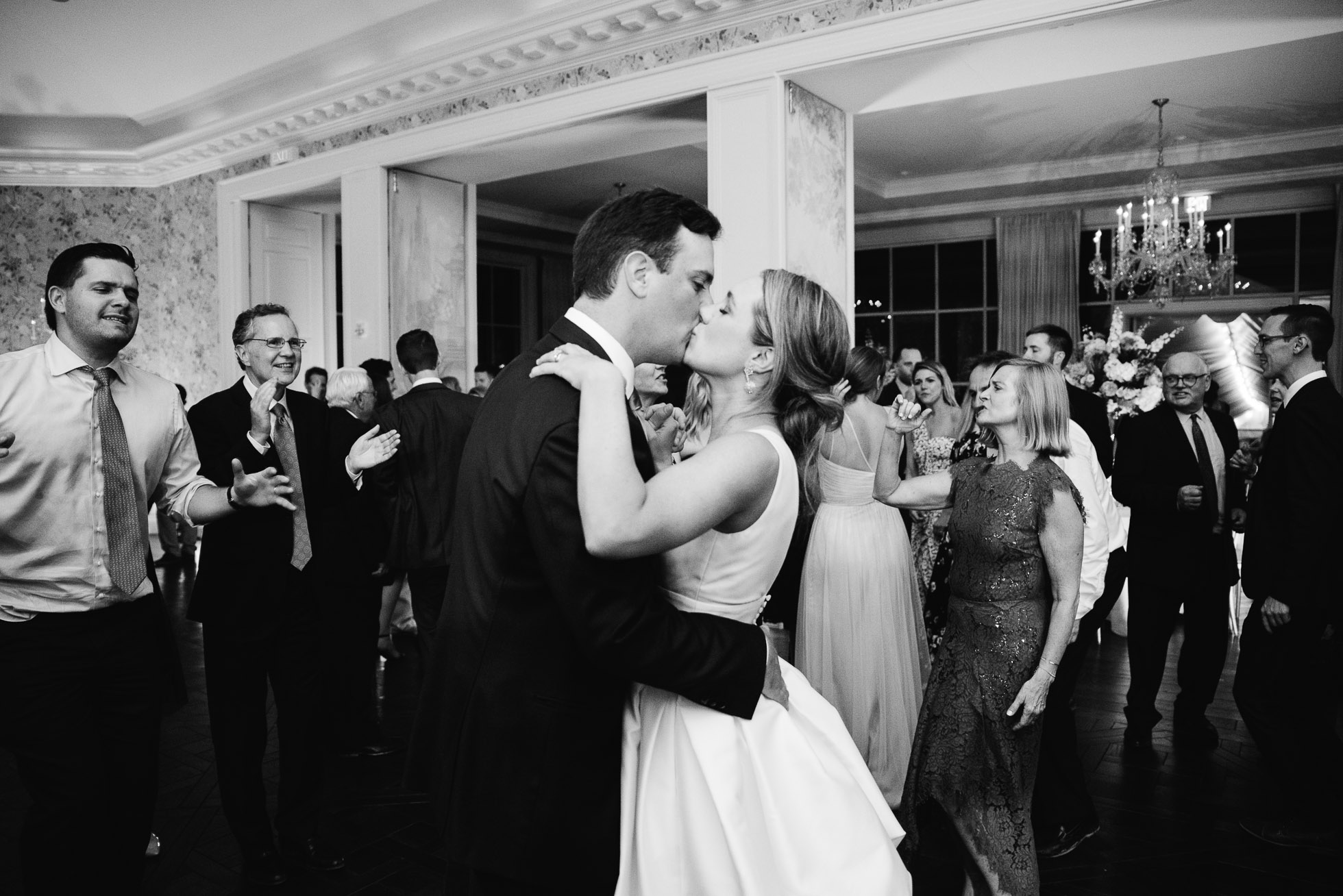 Wedding reception country club Pittsburgh wedding photographer Mariah Fisher Photography-3.jpg