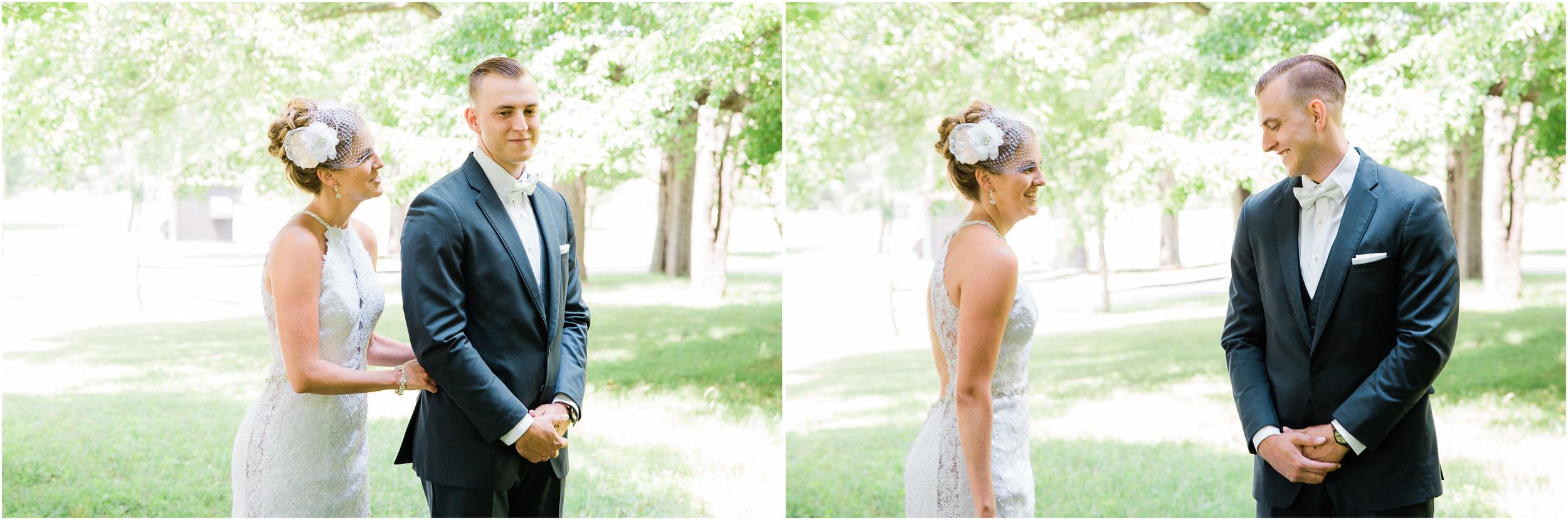First Look, Bride and Groom Foggy Mountain Wedding.jpg