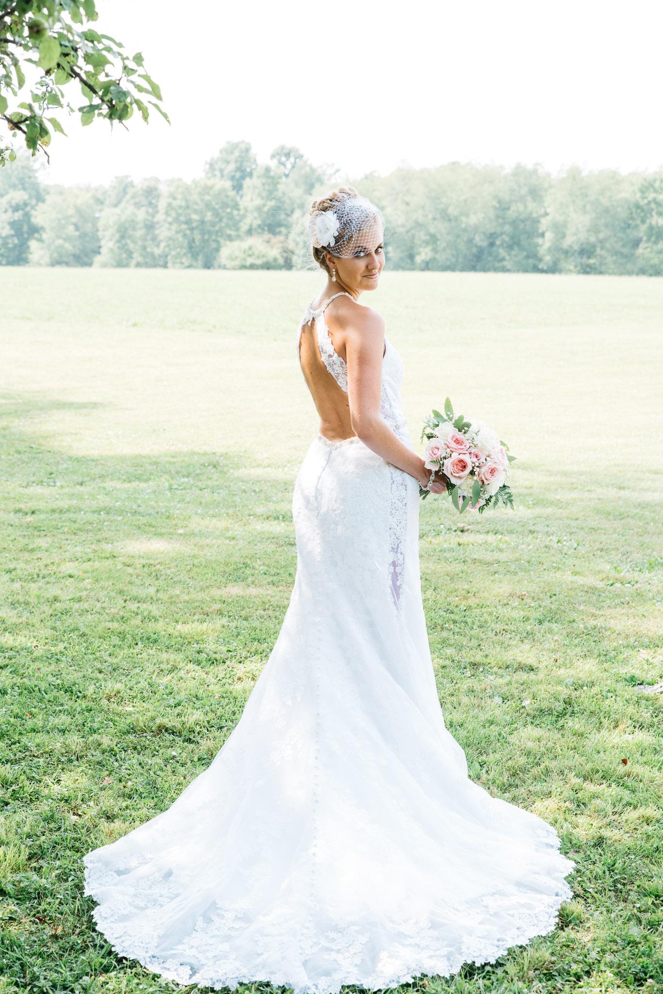 bridal portrait Ligonier PA wedding Photography Mariah Fisher-8440.jpg