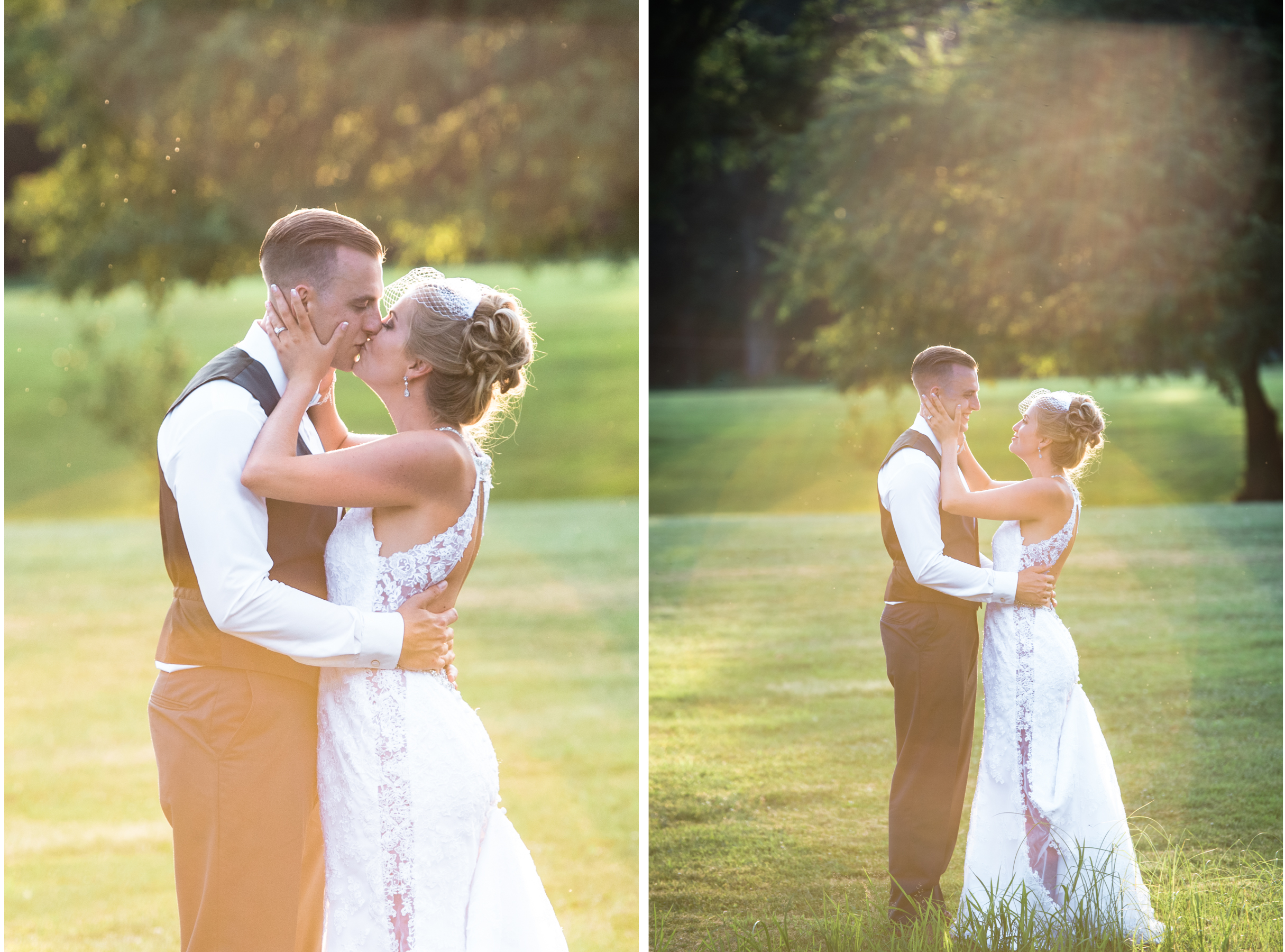 golden hour bridal portraits pittsburgh wedding photographer.jpg