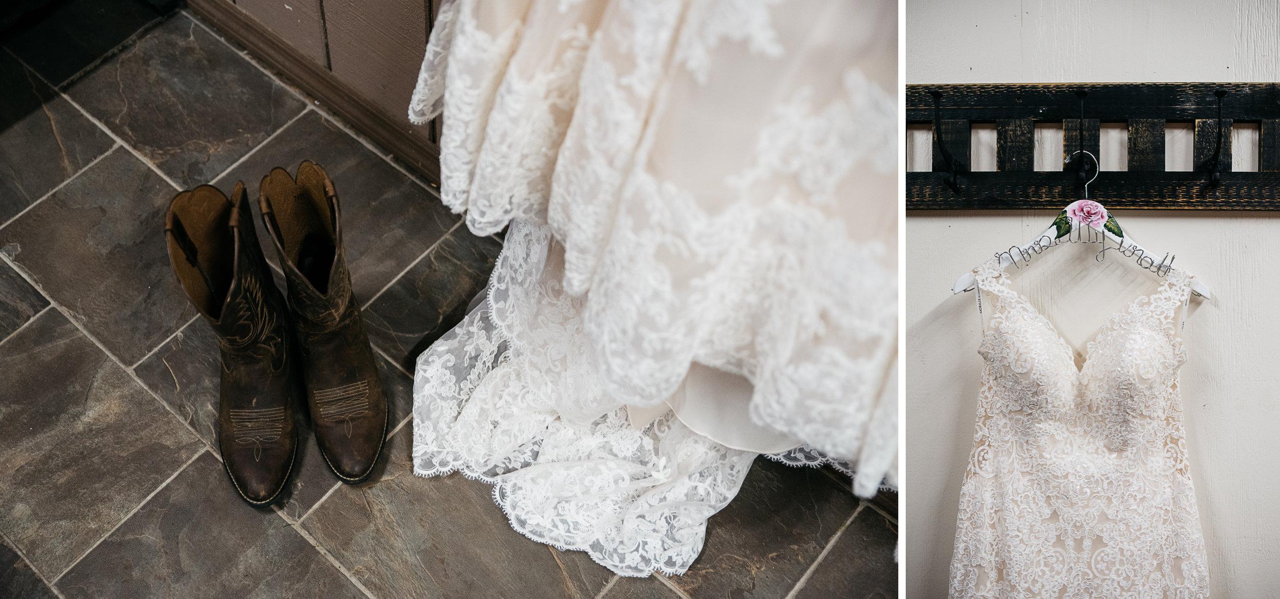 Wedding dress, Hayloft of PA wedding photography.jpg