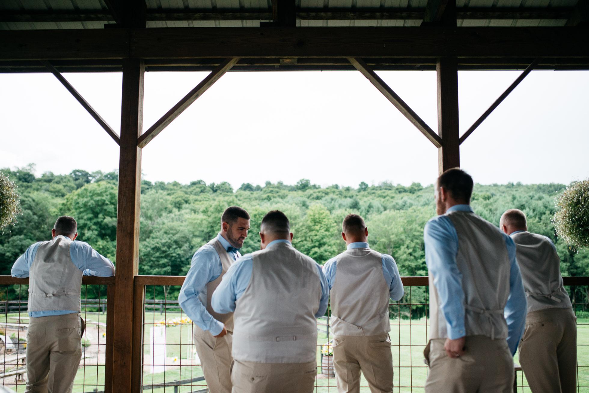 PA Wedding photographer, The Hayloft of PA, Mariah Fisher, Pittsburgh PA wedding photographer-7.jpg