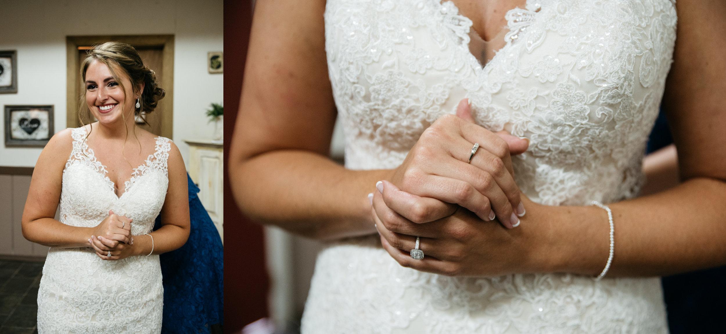 bride getting ready, Pittsburgh wedding photographer.jpg