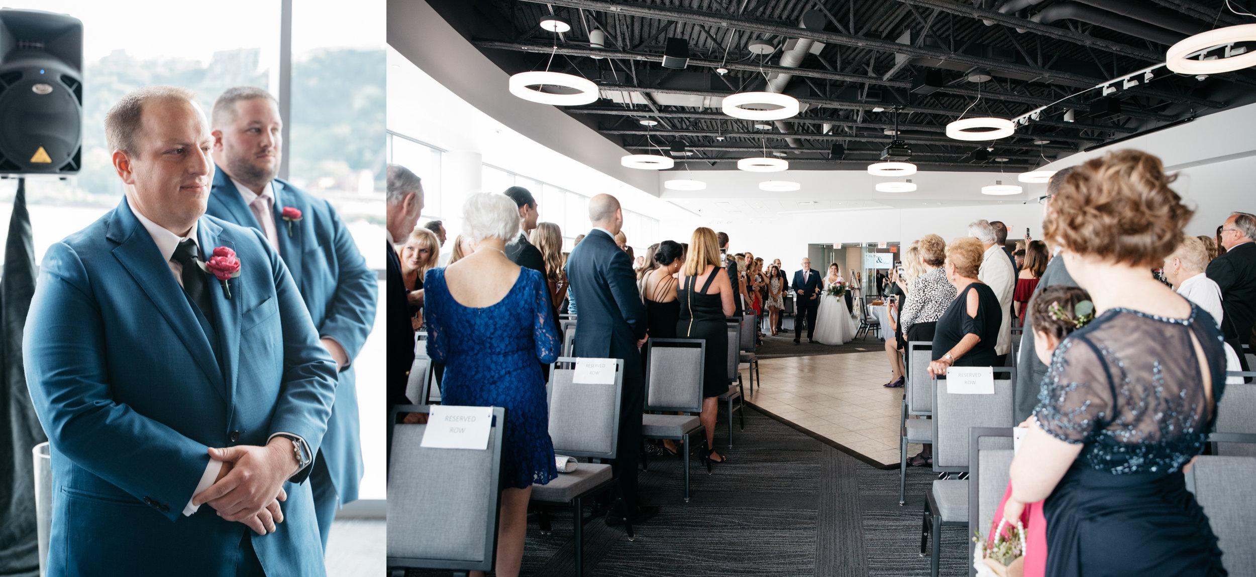 Pointview Hall, Carnegie Science Center wedding Mariah Fisher.jpg
