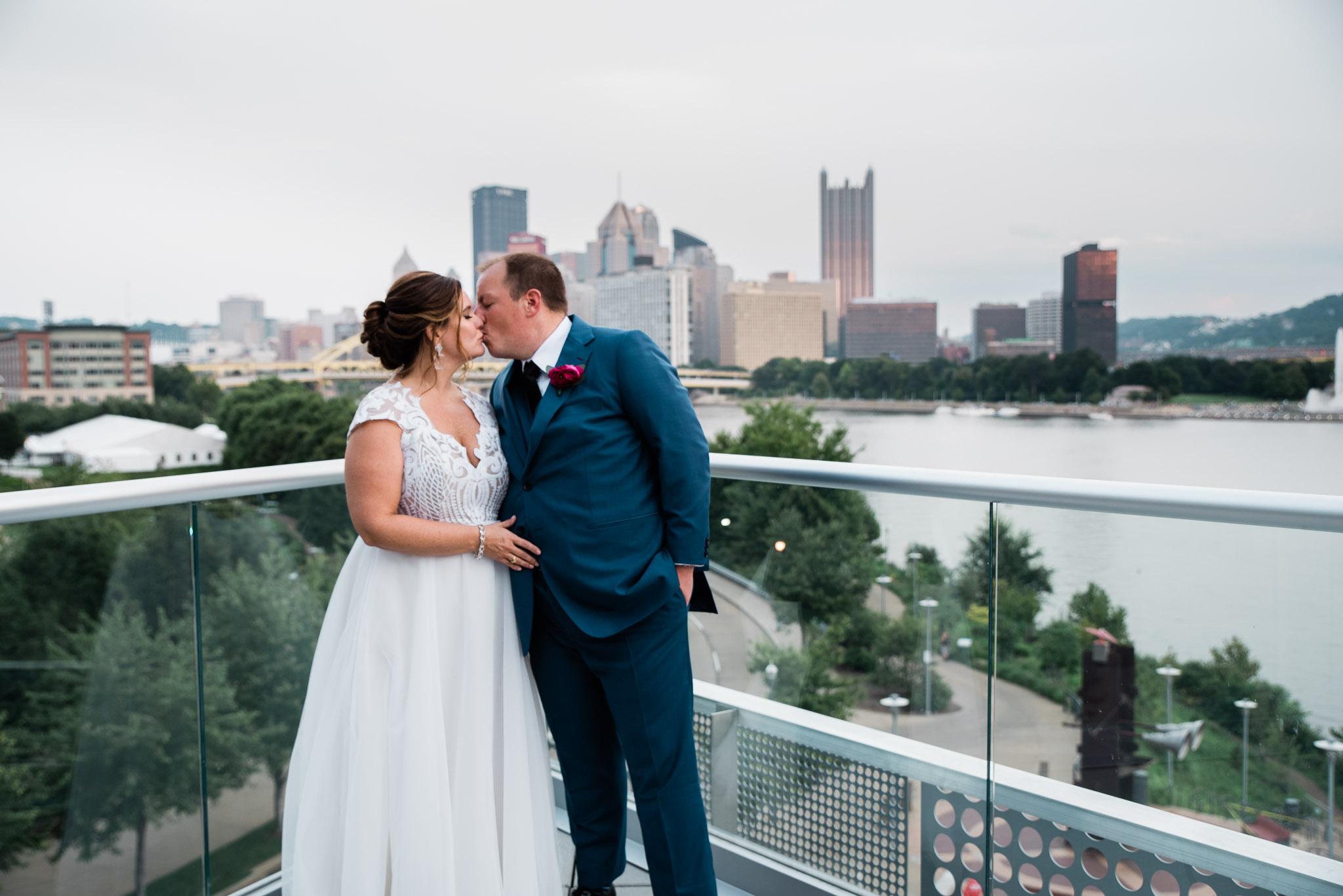 Pittsburgh Wedding Photographer, Carnegie Science Center, Pointview Hall, Mariah Fisher-1521.jpg