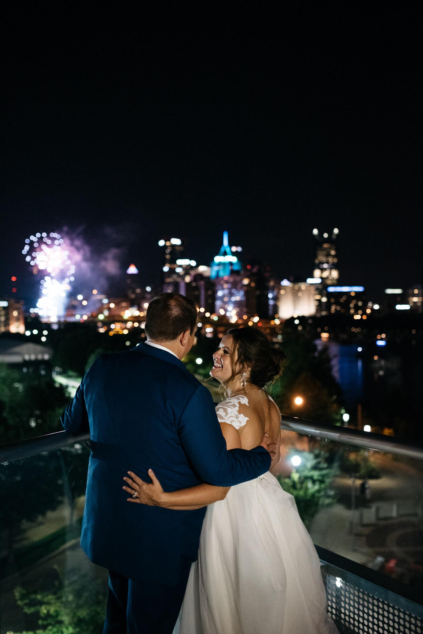 Pittsburgh Wedding Photographer, fireworks Carnegie Science Center, Pointview Hall, Mariah Fisher-6747.jpg
