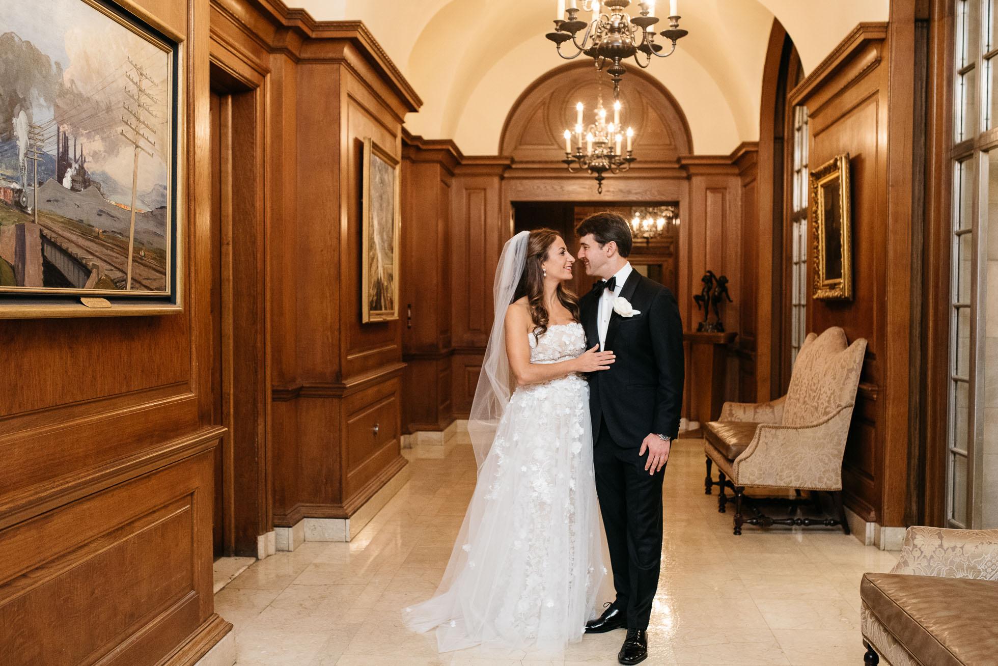 Pittsburgh PA Wedding photographer, Duquesne Club, Mariah Fisher-2.jpg
