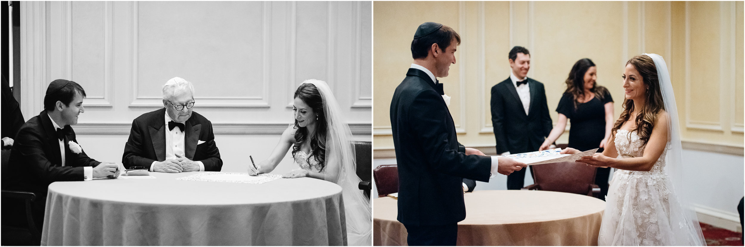 Ketuba signing, jewish wedding pittsburgh pa.jpg