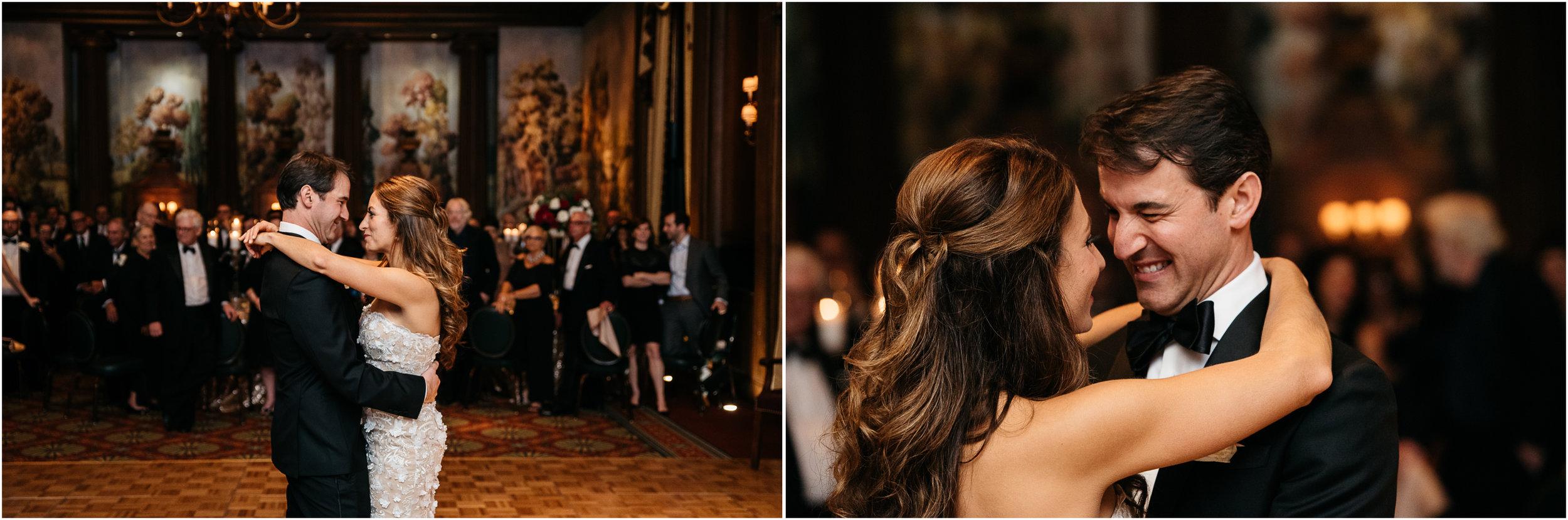 First Dance Duquesne Club Wedding.jpg