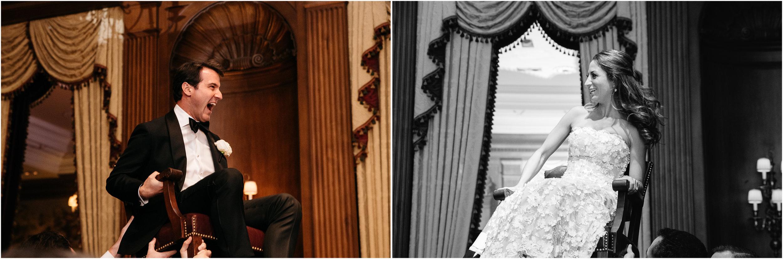 Jewish Wedding Duquesne Club Pittsburgh Wedding.jpg