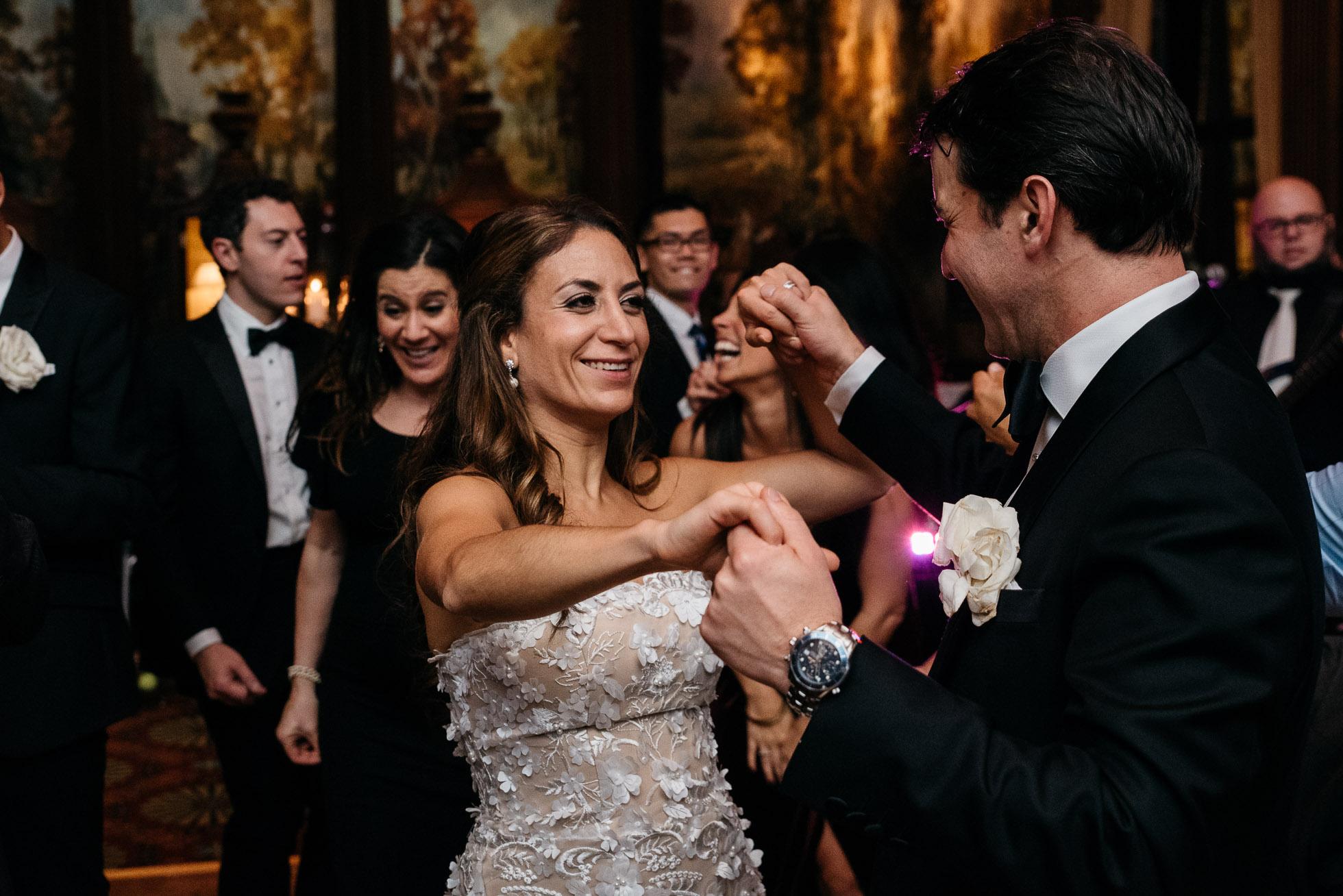 Duquesne Club Pittsburgh PA, Mariah Fisher, reception dancing, party-2.jpg