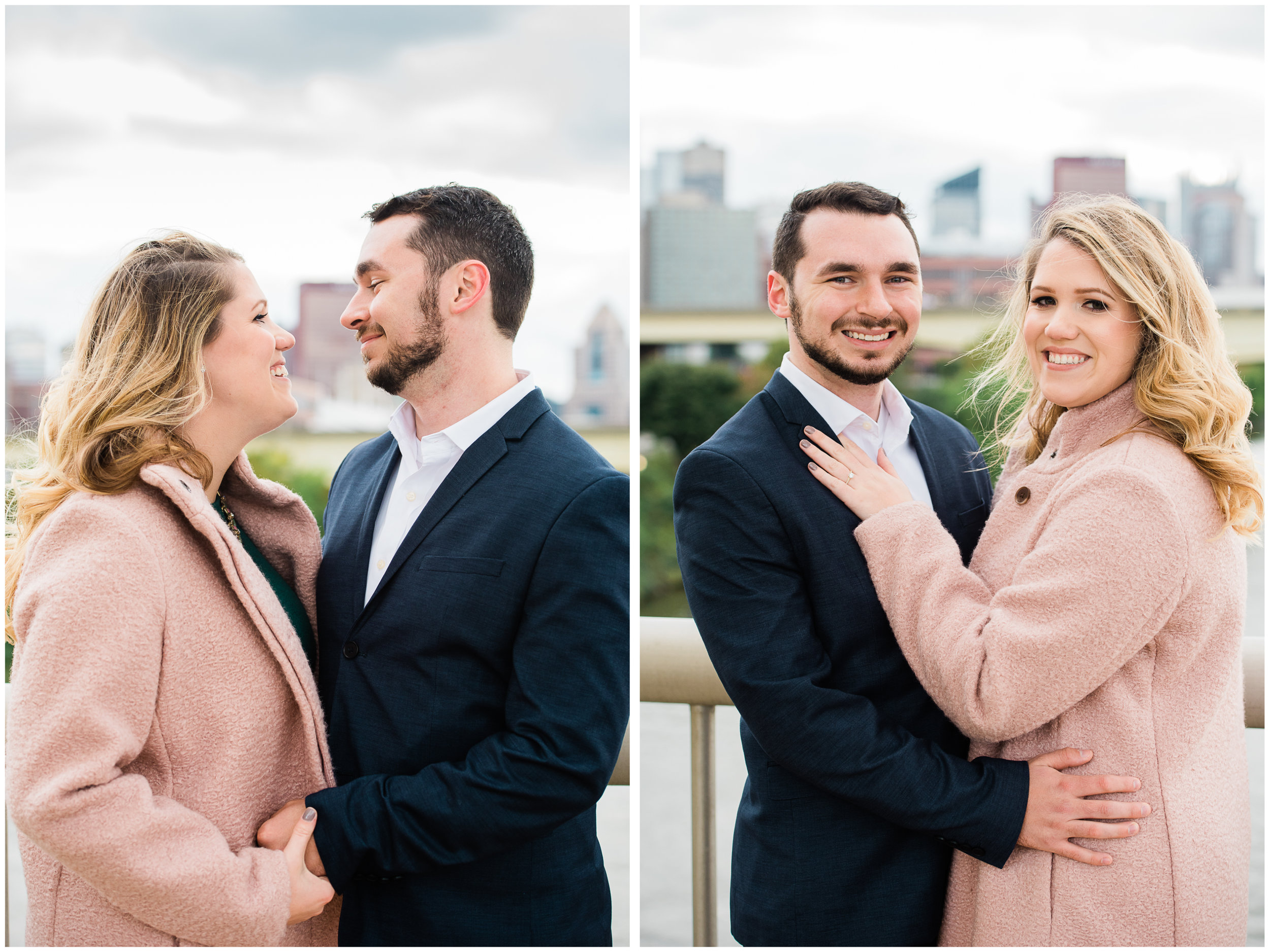 Pittsburgh PA engagement session Mariah Fisher Photography.jpg