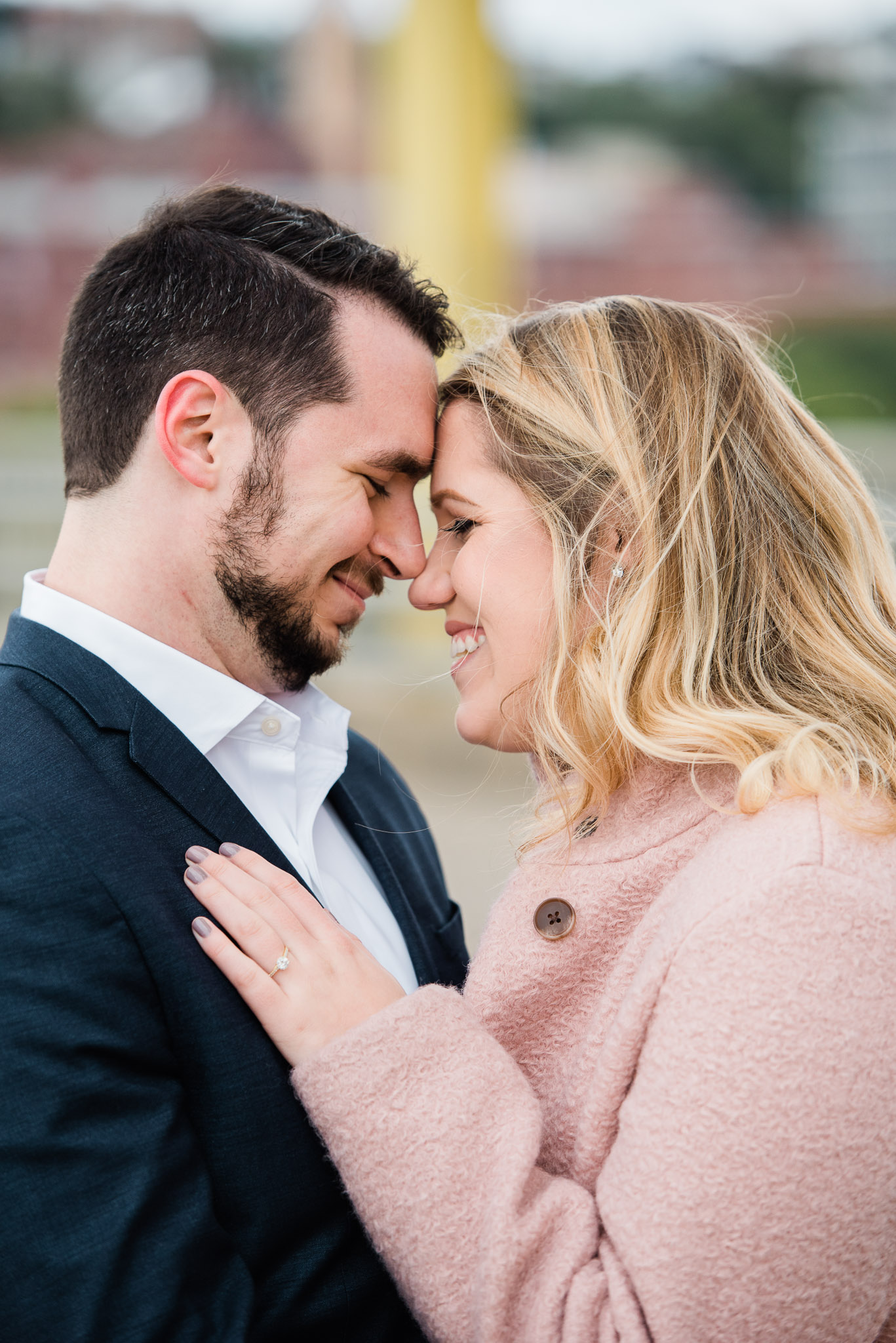 Strip District engagement session, Pittsburgh PA photographer Mariah Fisher-1901.jpg