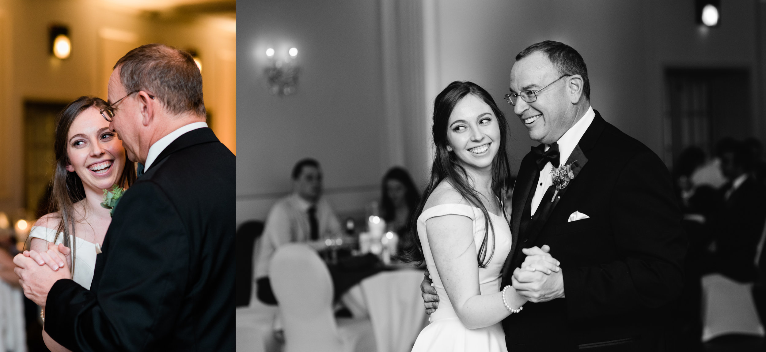 Father Daughter Dance, Mariah Fisher Photography, Johnstown wedding photographer.jpg