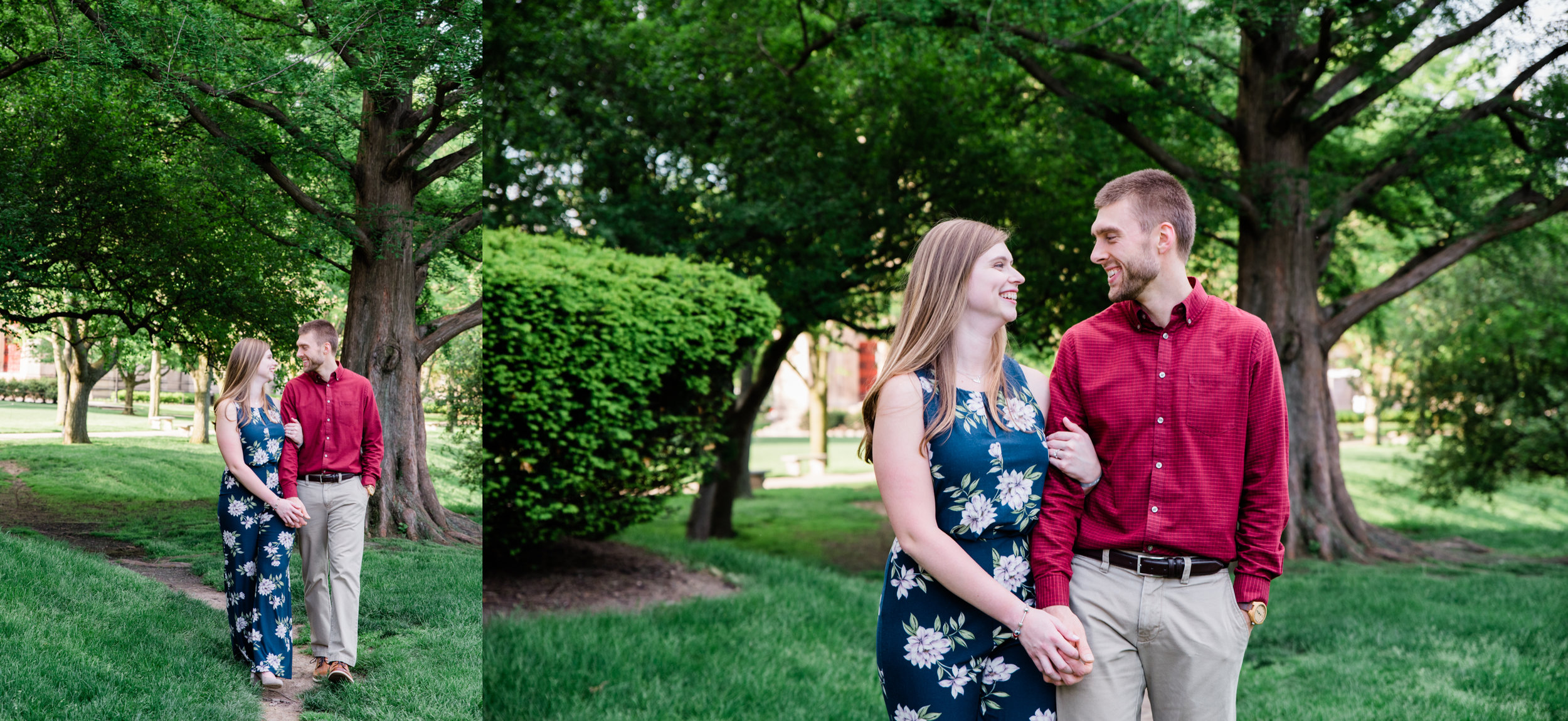 Cathedral of Learning Engagement Session, Pittsburgh Wedding Photographer.jpg