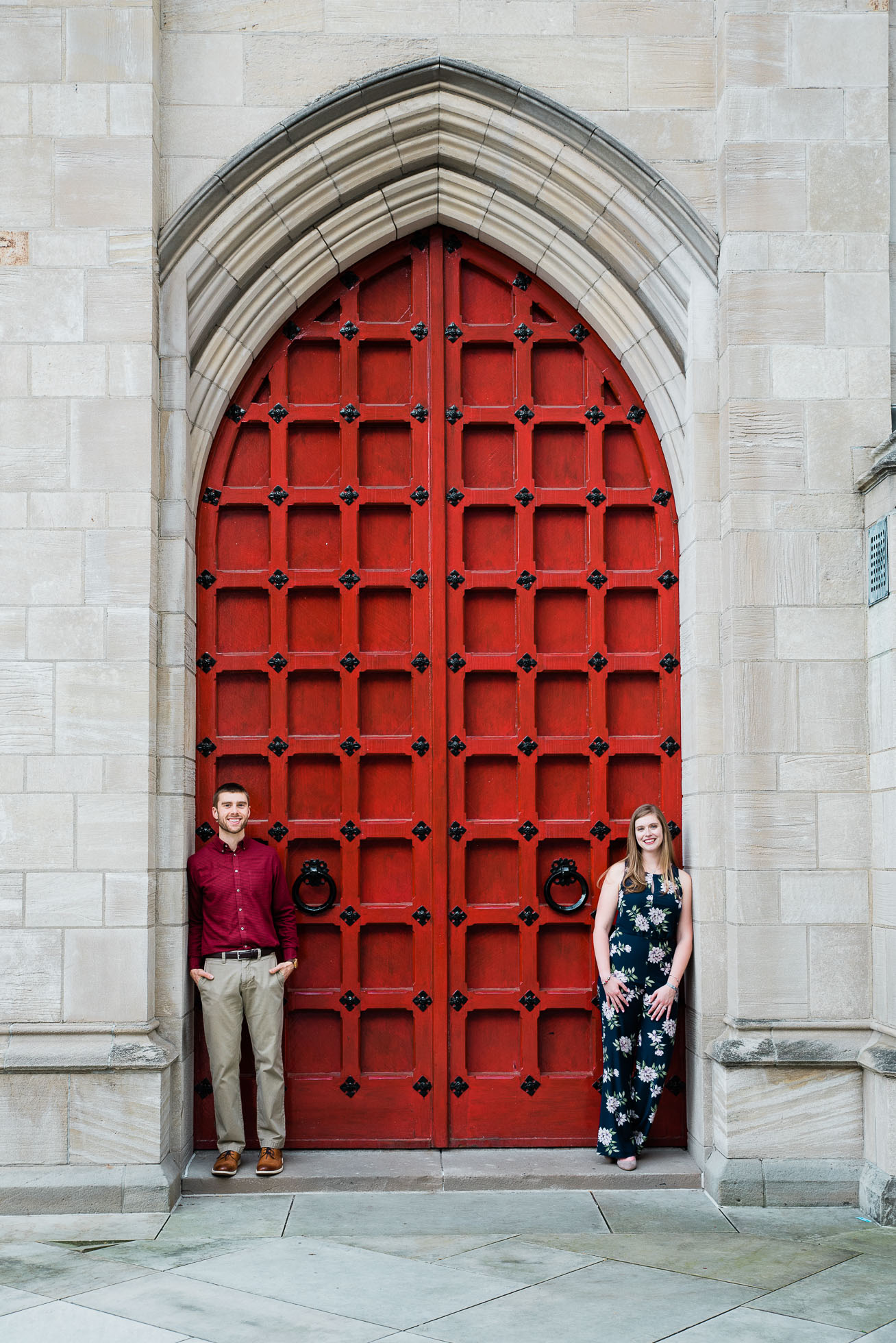 Pittsburgh Cathedral of Learning Engagement session, Wedding Photographer, Mariah Fisher-5803.jpg