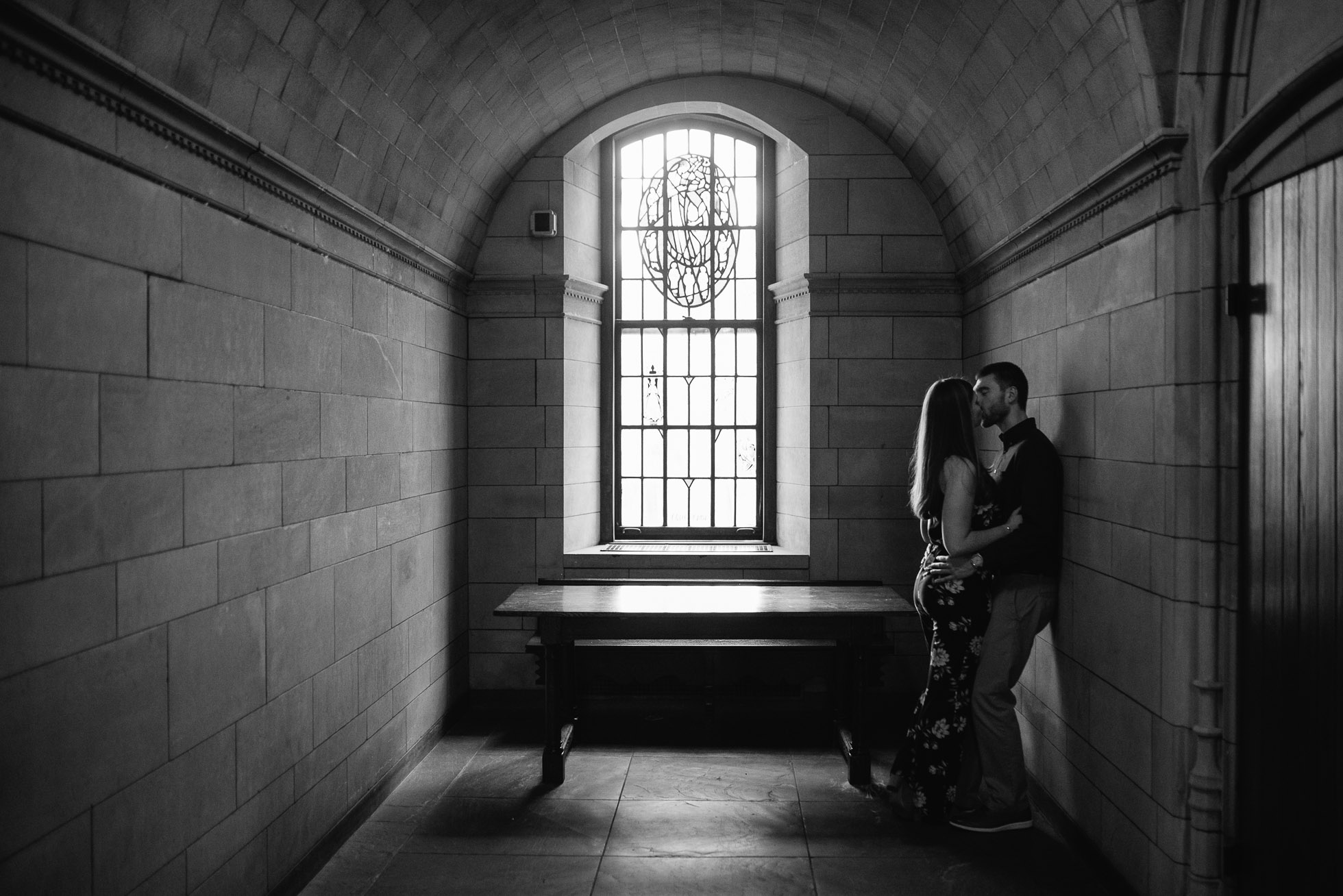 Pittsburgh Cathedral of Learning Engagement session, Wedding Photographer, Mariah Fisher-5910.jpg