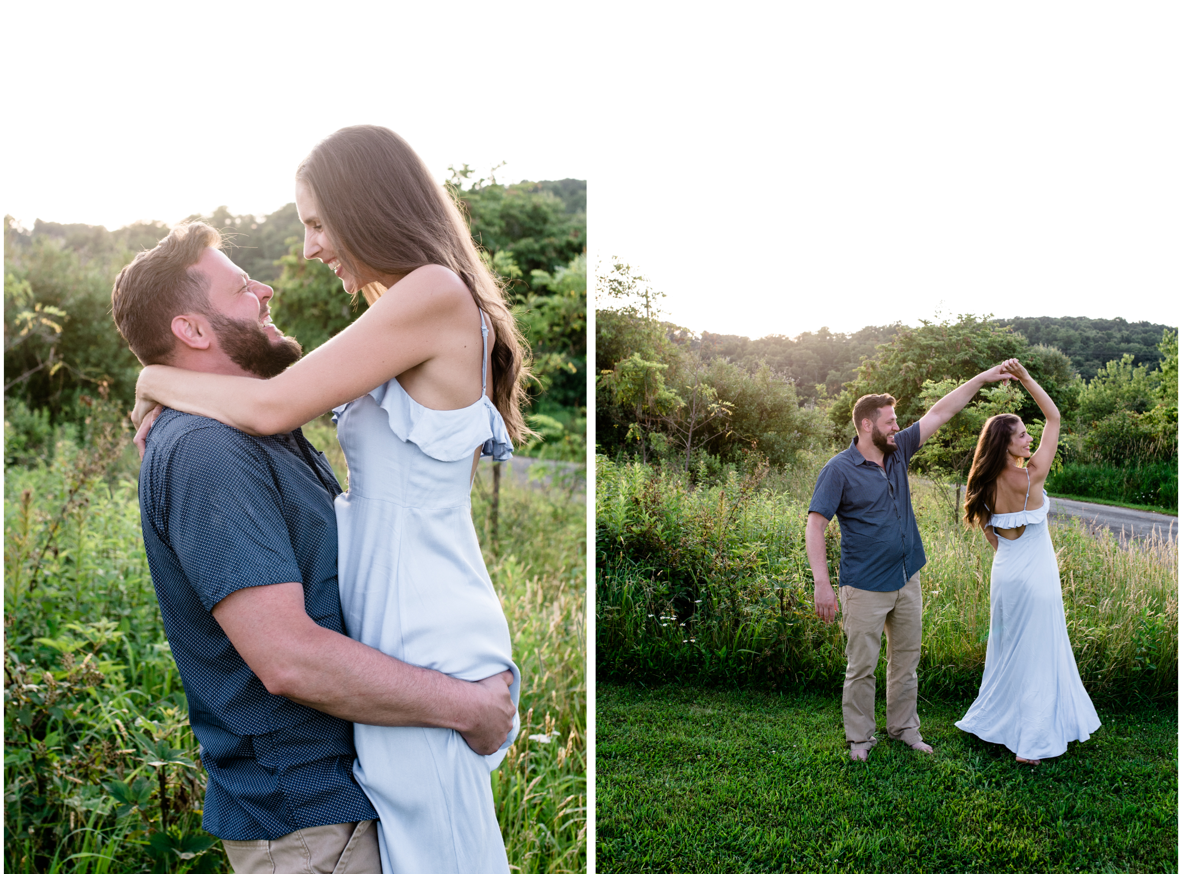 Engagement Session, Ligonier PA wedding photographer Mariah Fisher.jpg