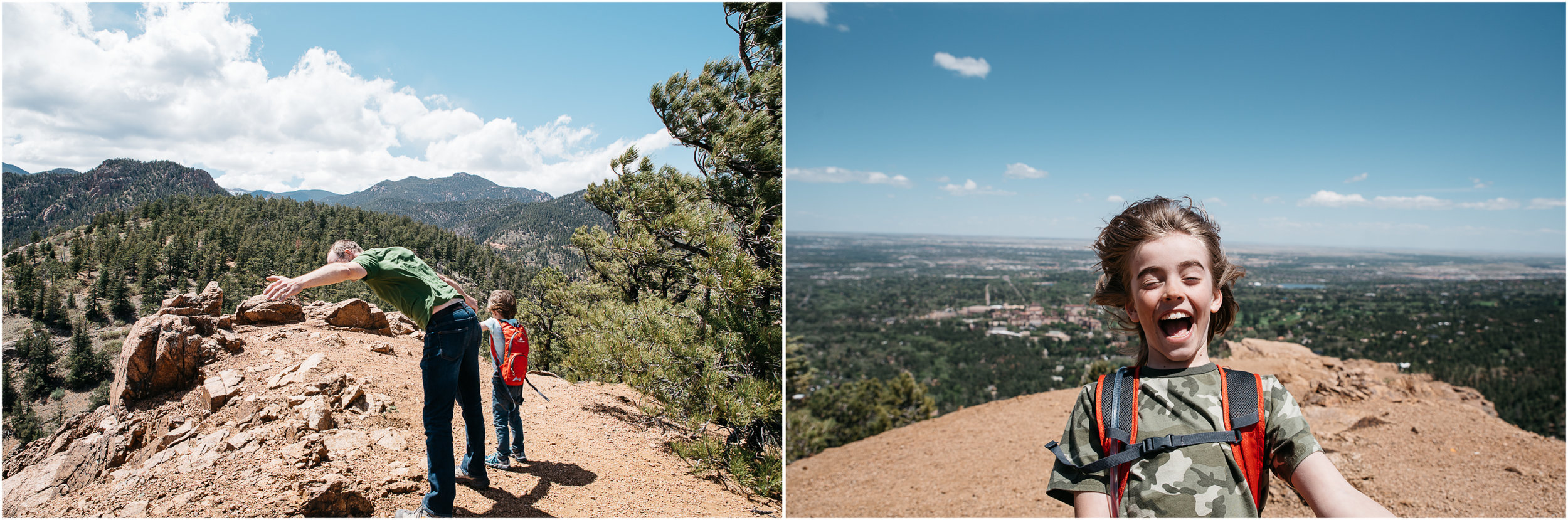 Cheyenne Mountain, windy hiking, Cutler hiking trail Colorado Springs CO.jpg