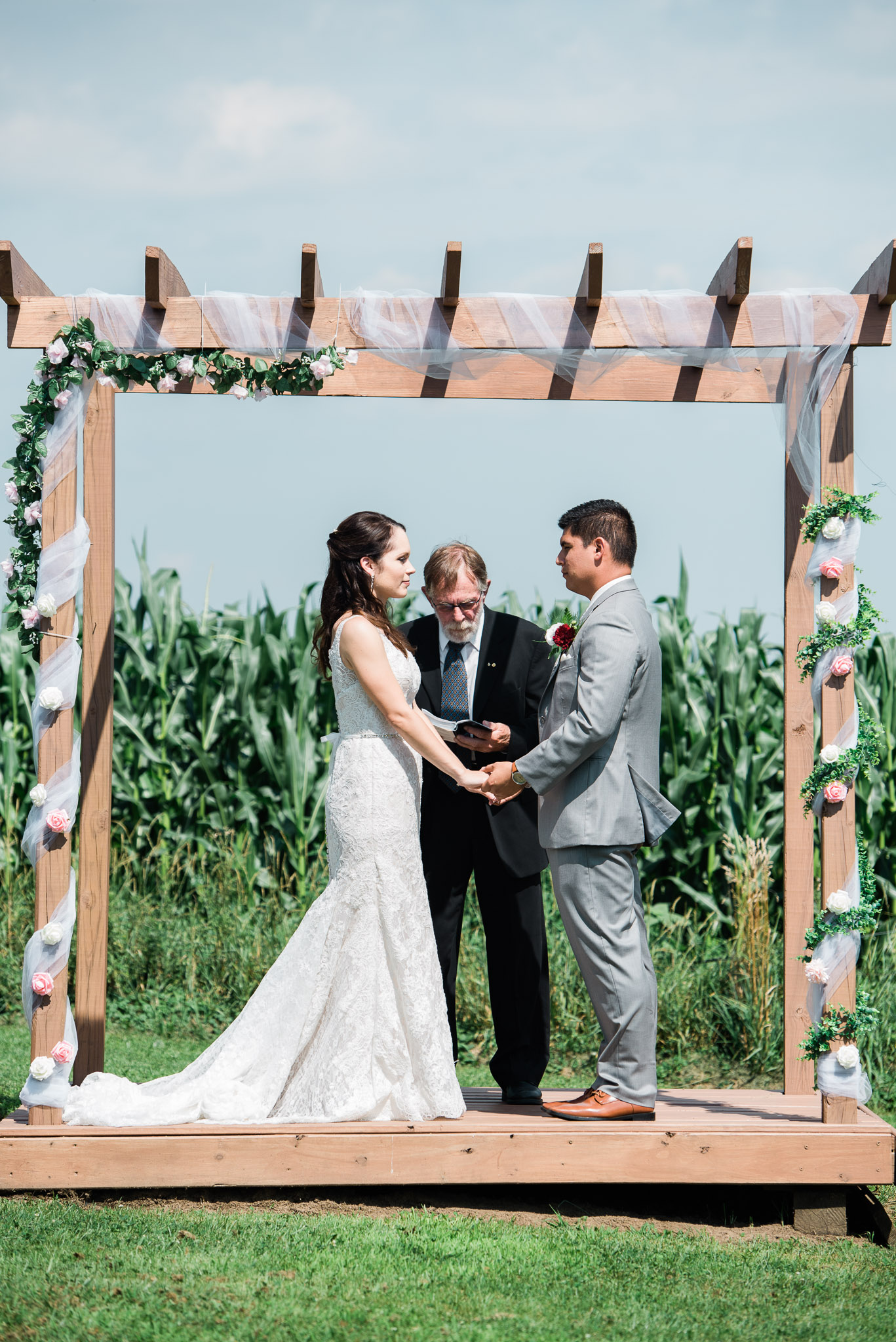 Outdoor Ceremony, Pittsburgh Wedding Photographer, The Event Barn at Highland Farms, Somerset PA-9642.jpg