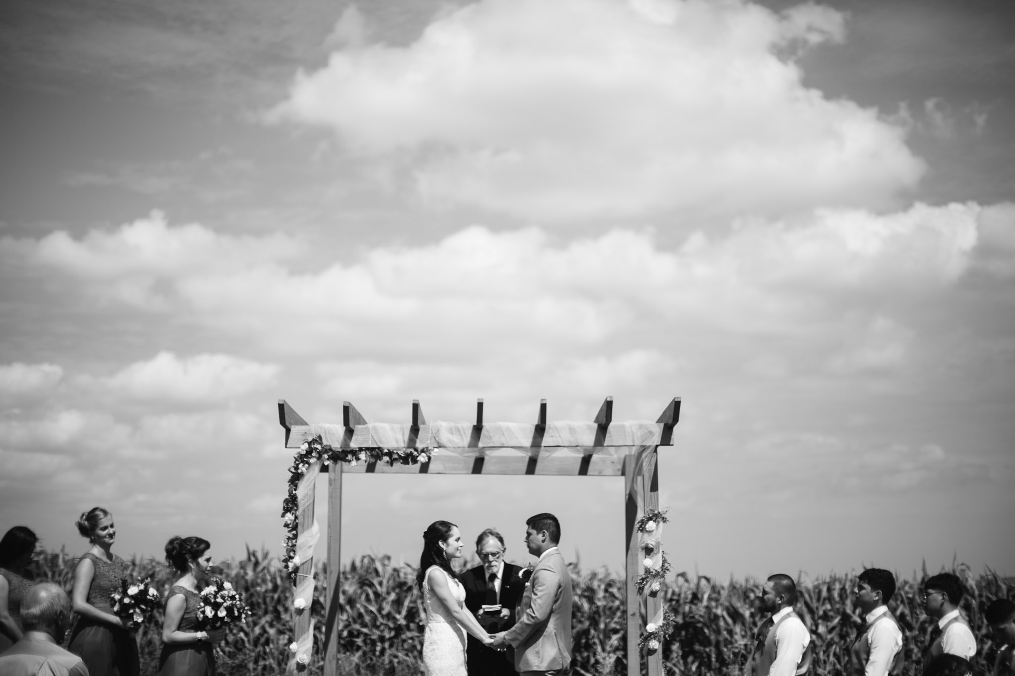 Outdoor Wedding Ceremony, Pittsburgh Wedding Photographer, The Event Barn at Highland Farms, Somerset PA-5124.jpg