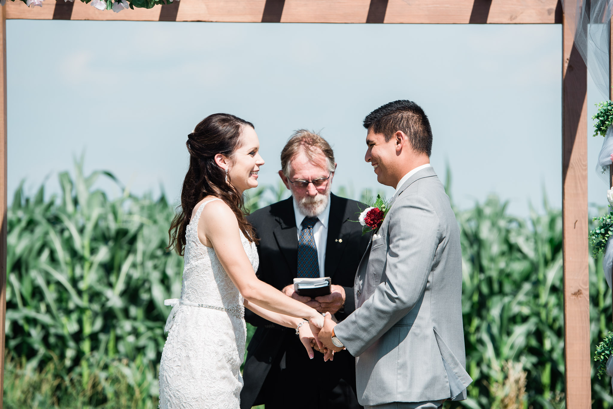 Outdoor Wedding Ceremony, Pittsburgh Wedding Photographer, The Event Barn at Highland Farms, Somerset PA-9687.jpg