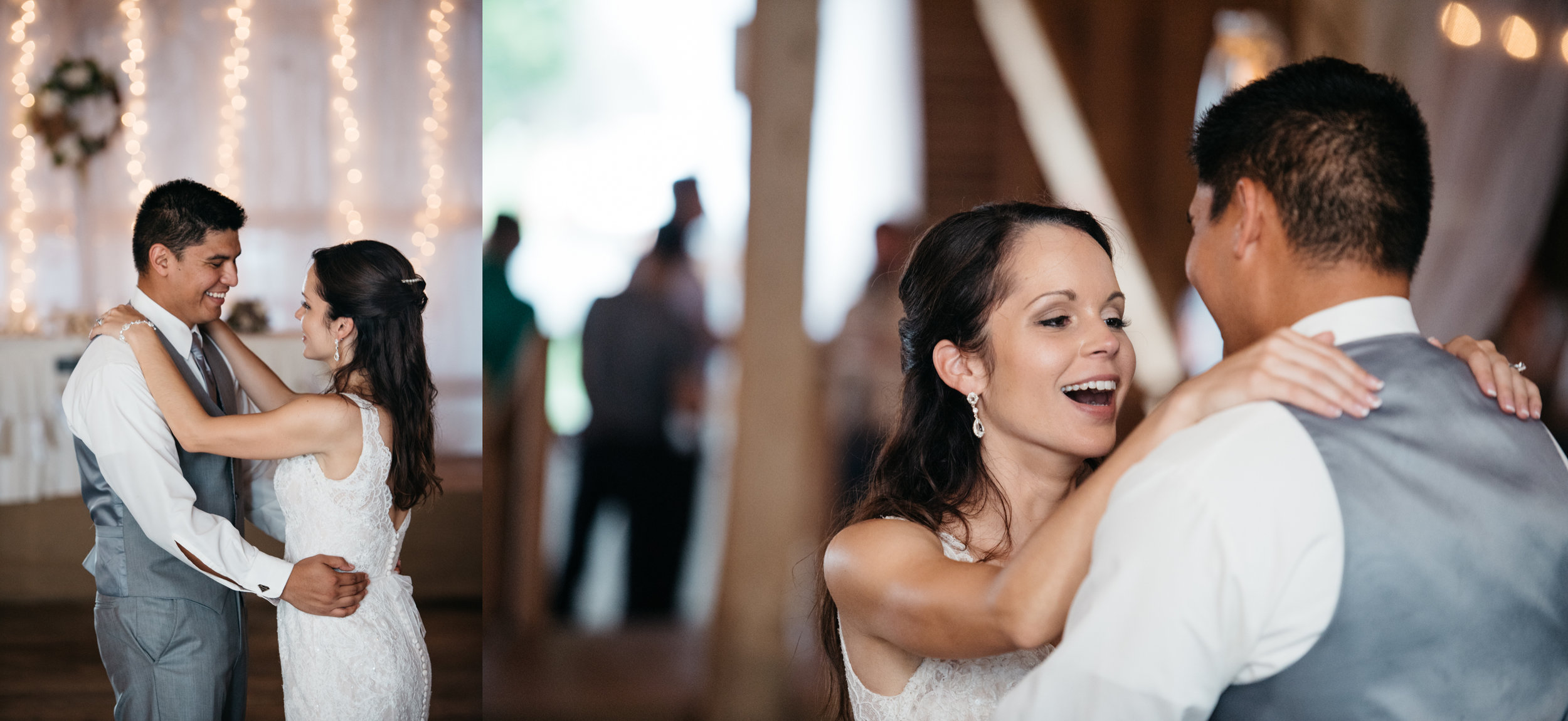 First Dance, Event Barn at Highland Farms.jpg