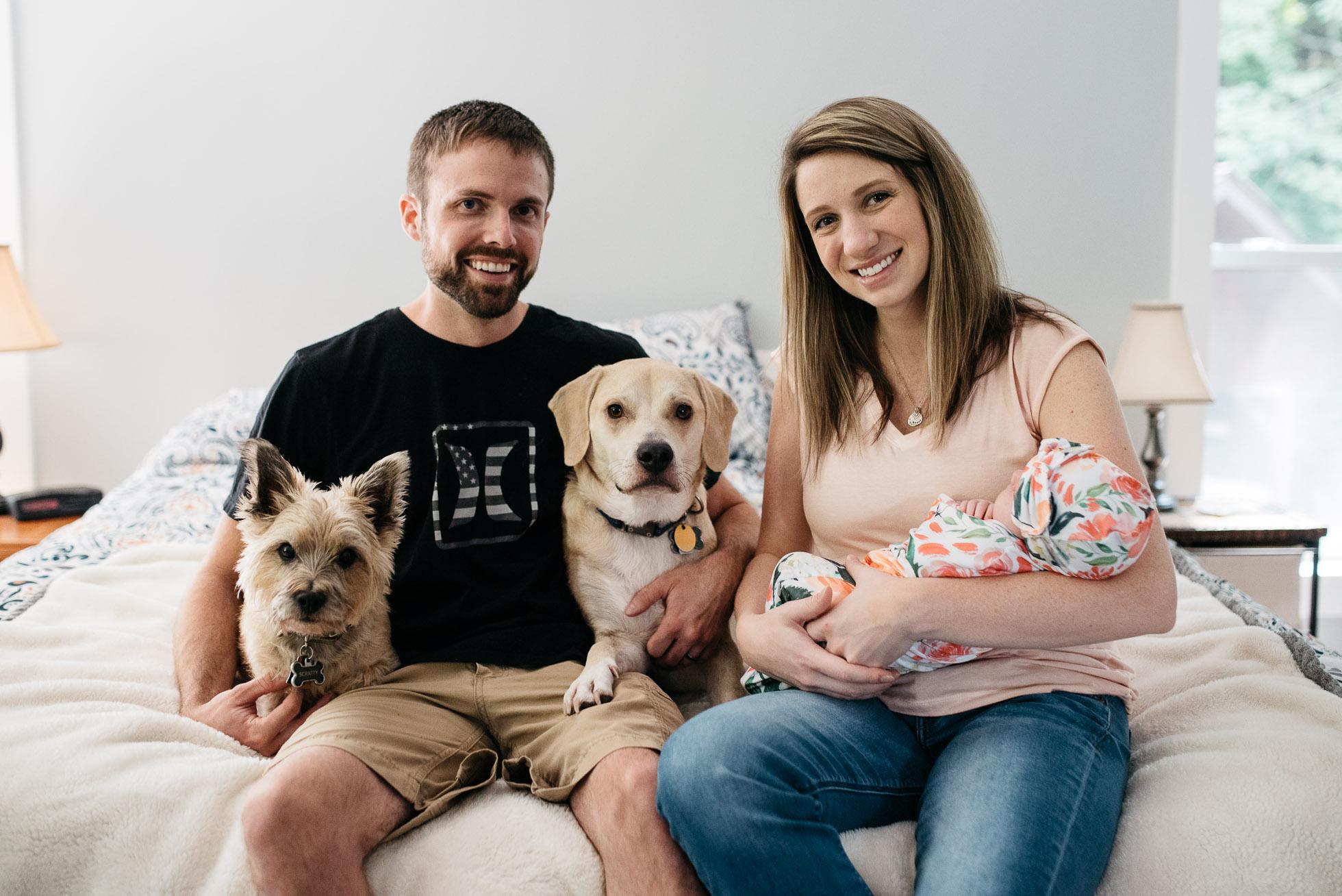 Ligonier PA lifestyle newborn photographer, Mariah Fisher-5.jpg