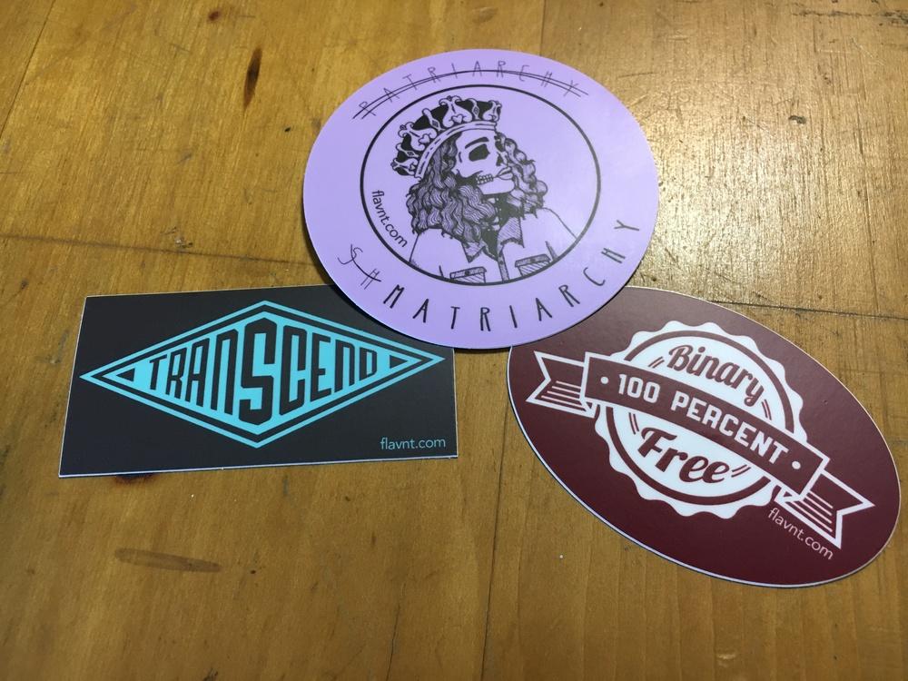 Sticker Pack 2: $5