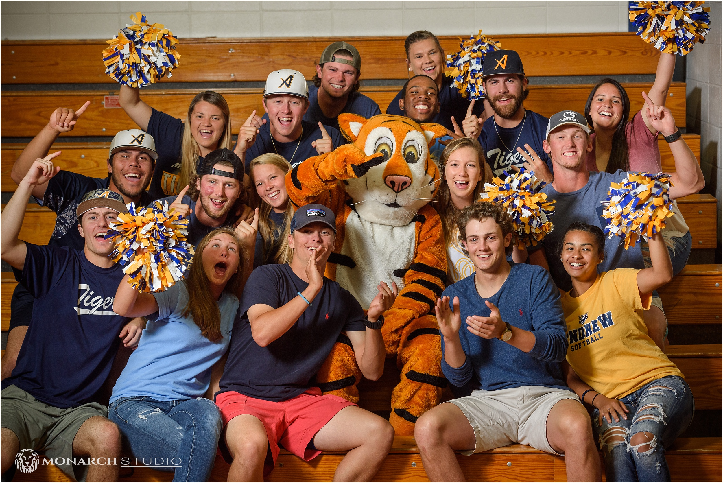 Boost your athletics marketing with engaging student life photography