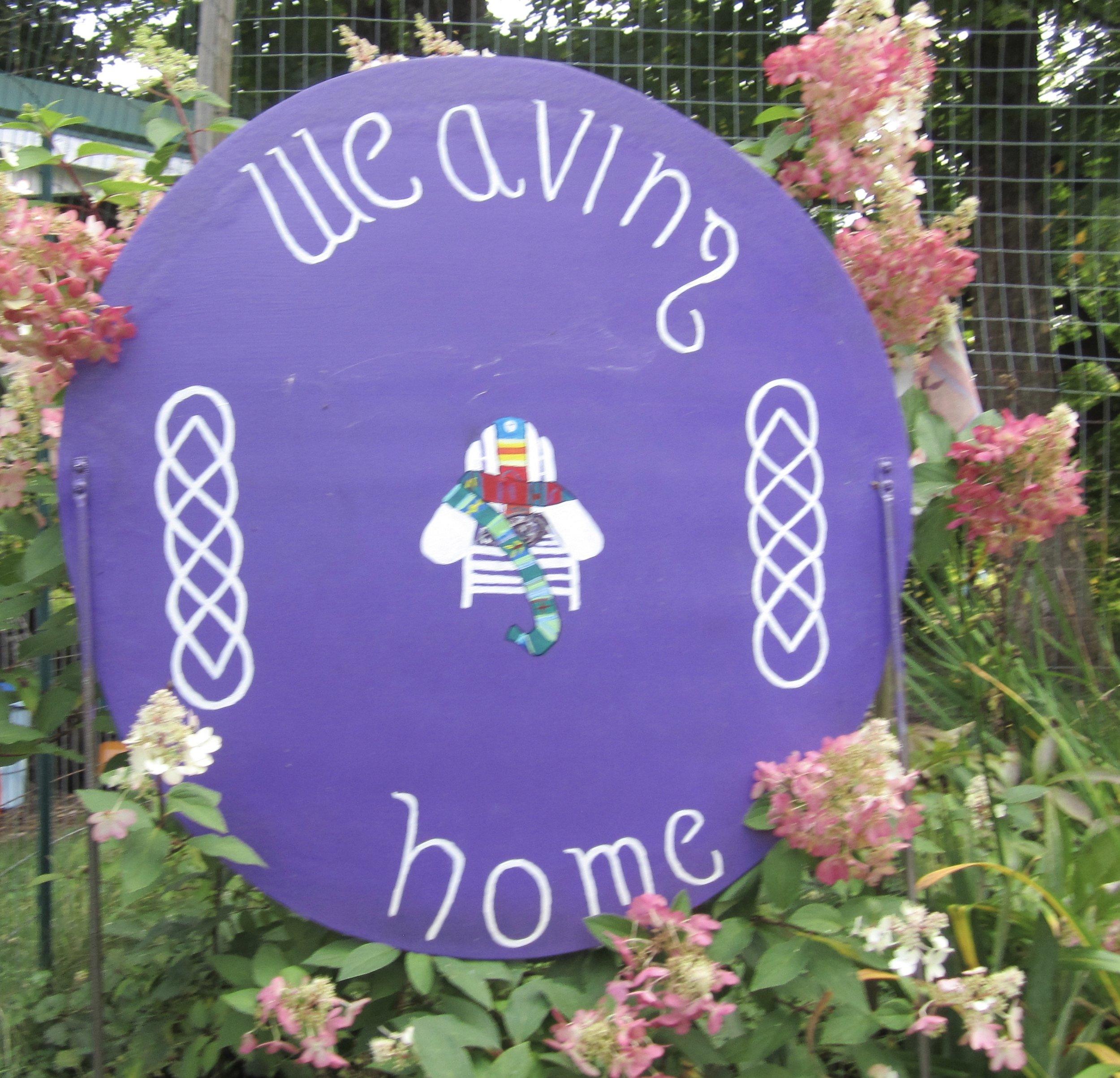 Weaving Home: Nurturing spiritual awareness through contemplative, creative and compassionate living.