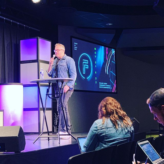 Leaving FILO so inspired after hearing @johncassetto speak on building and maintaining a healthy team culture. 1 Cor. 14:1–Let love be your highest goal. #filo2019