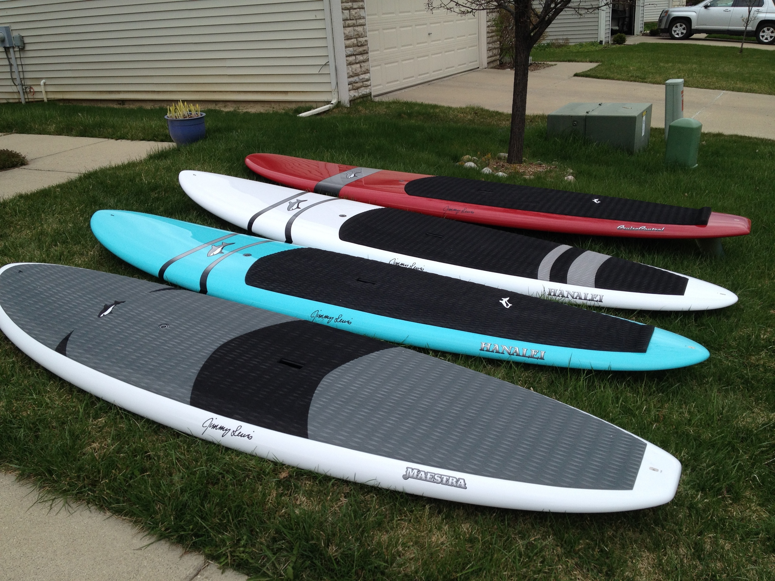 2015 Treetown Jimmy Lewis quiver.